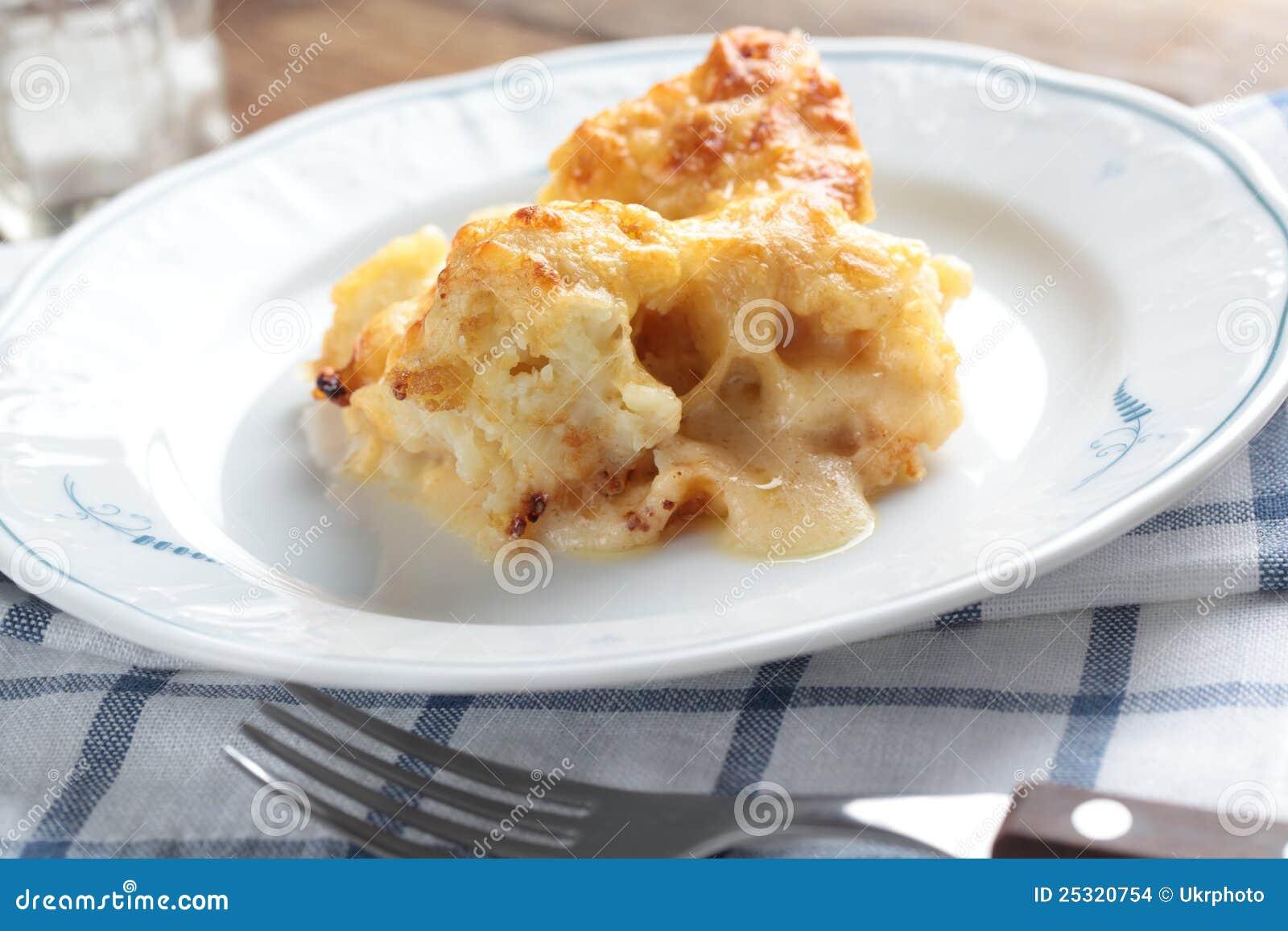 cheese casserole cauliflower cheese bake rustic cauliflower bake ...