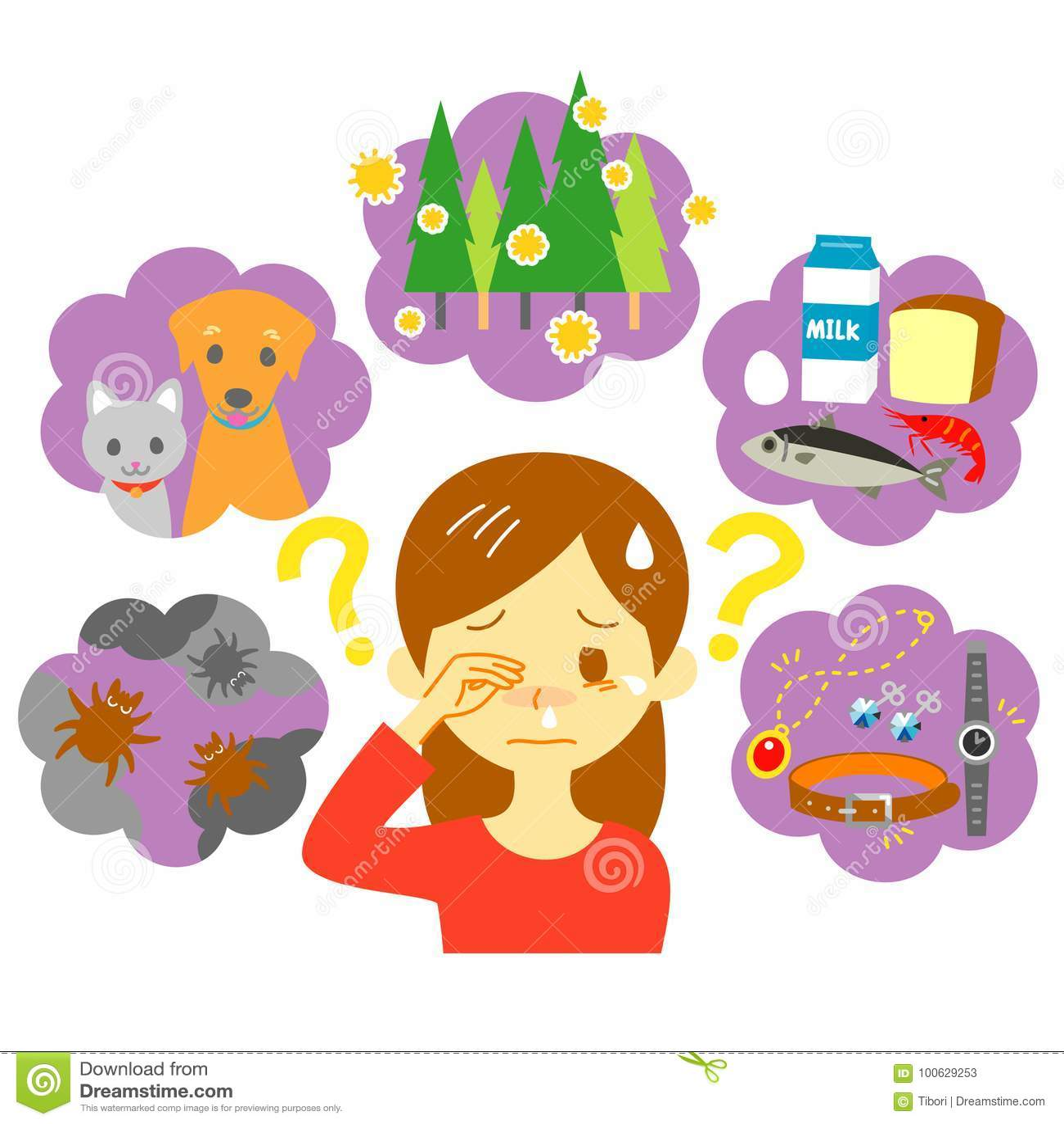 Causes d allergie