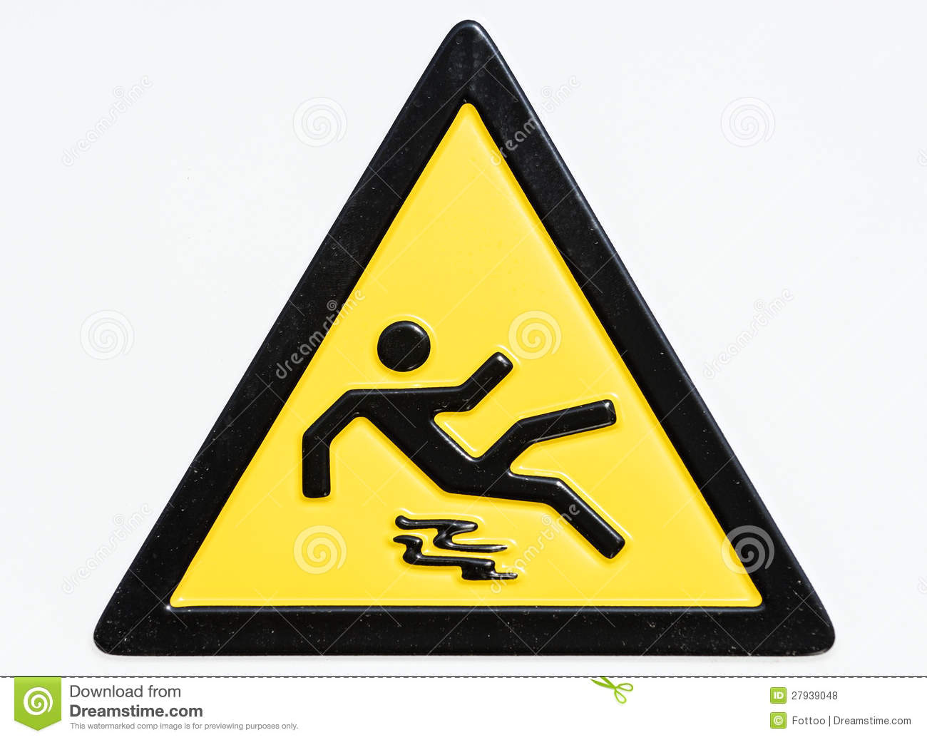 Caution Wet Floor Sign Royalty Free Stock Photos - Image ...