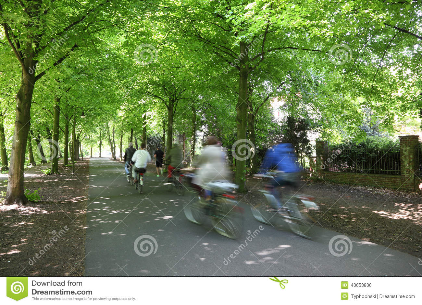 Cavaleiros da bicicleta