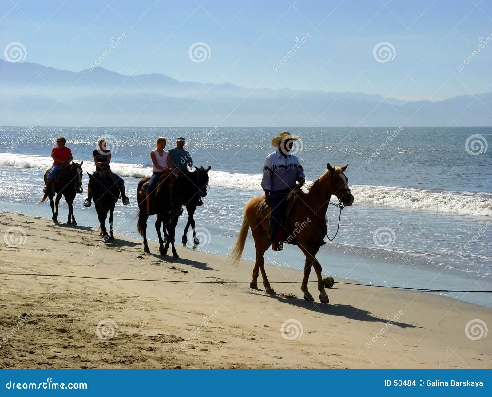 Cavaleiros da praia