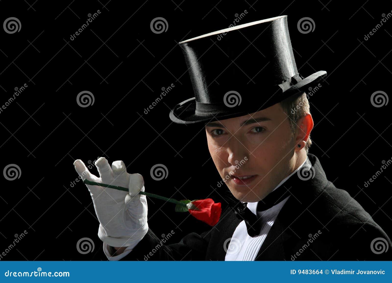 Cavalheiro novo fino