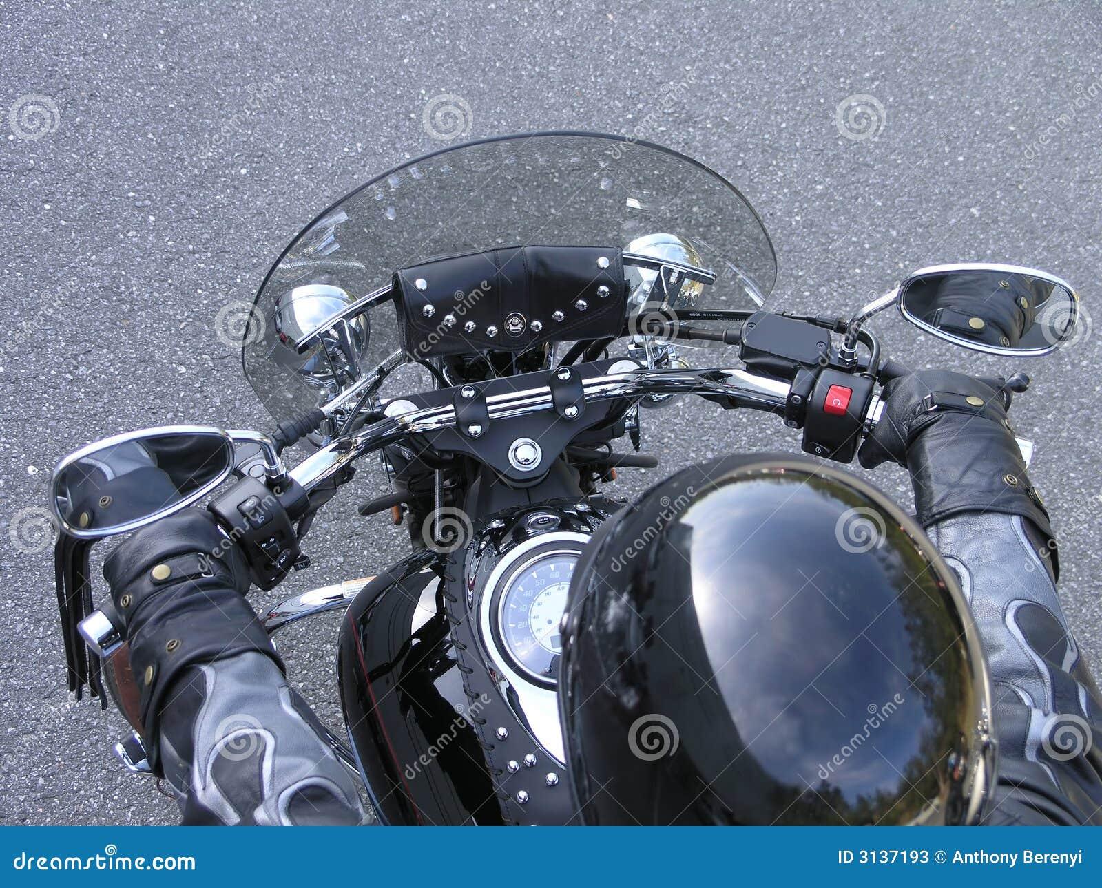 Cavaliere del motociclo