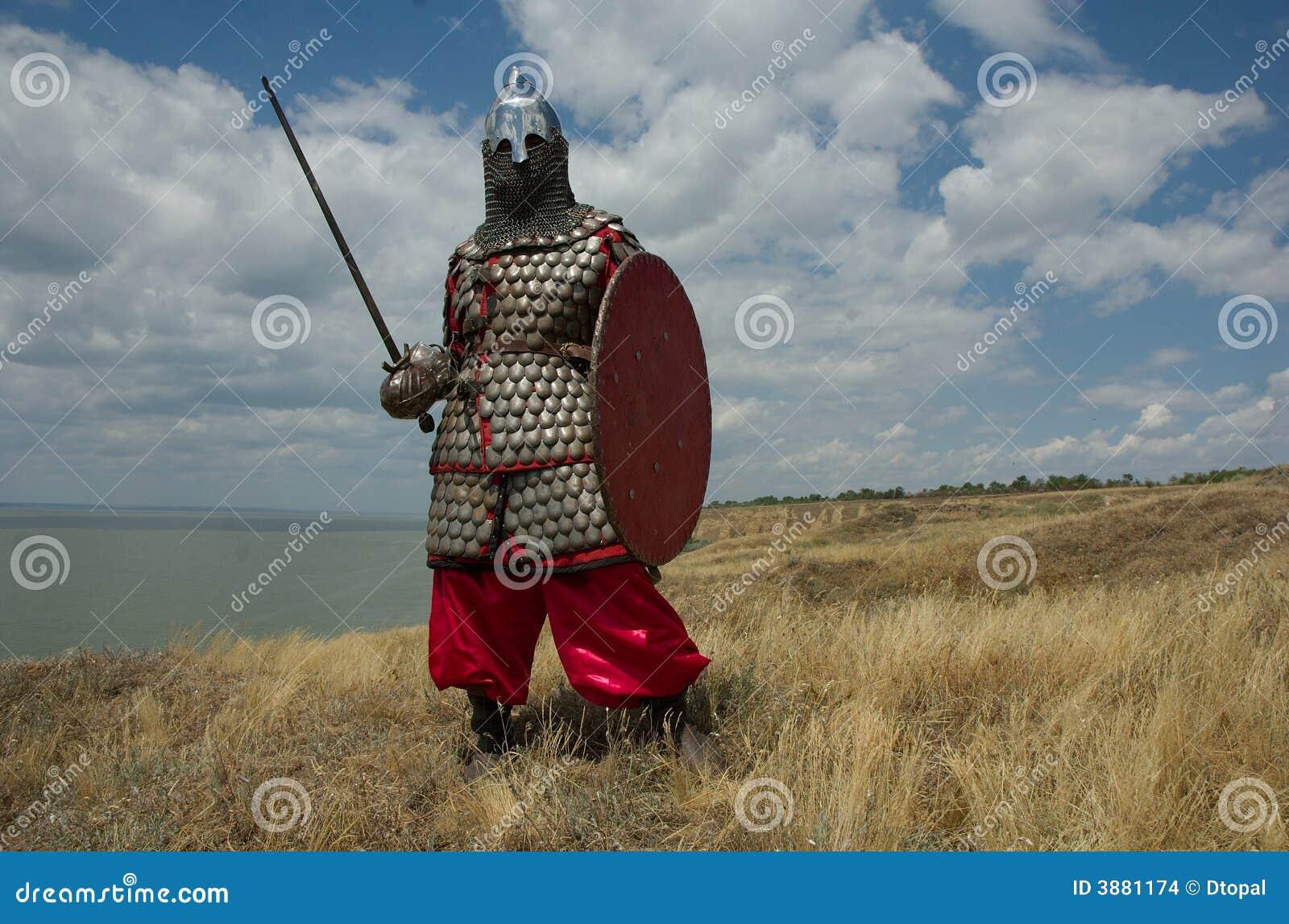 Cavaliere europeo medioevale