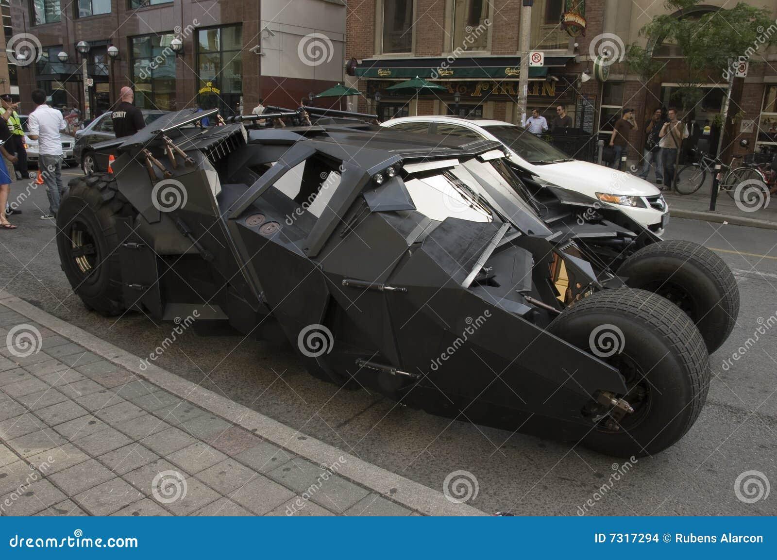Cavaliere scuro Batmobile