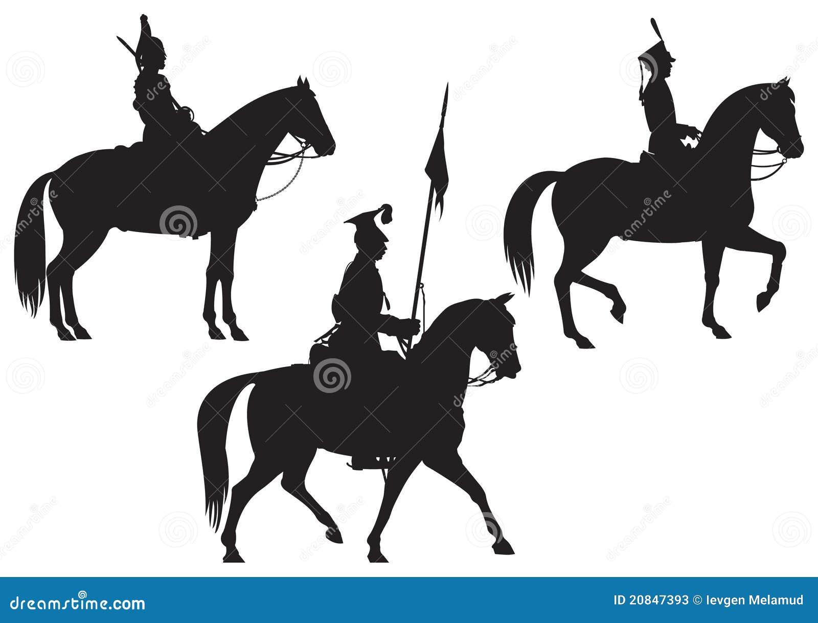 Cavalieri del cavallo della cavalleria