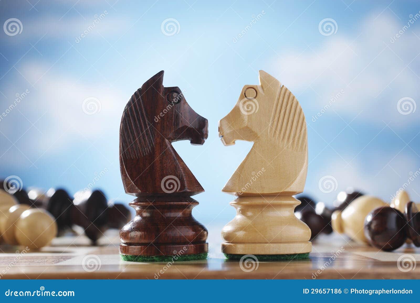 Cavalieri su una scacchiera