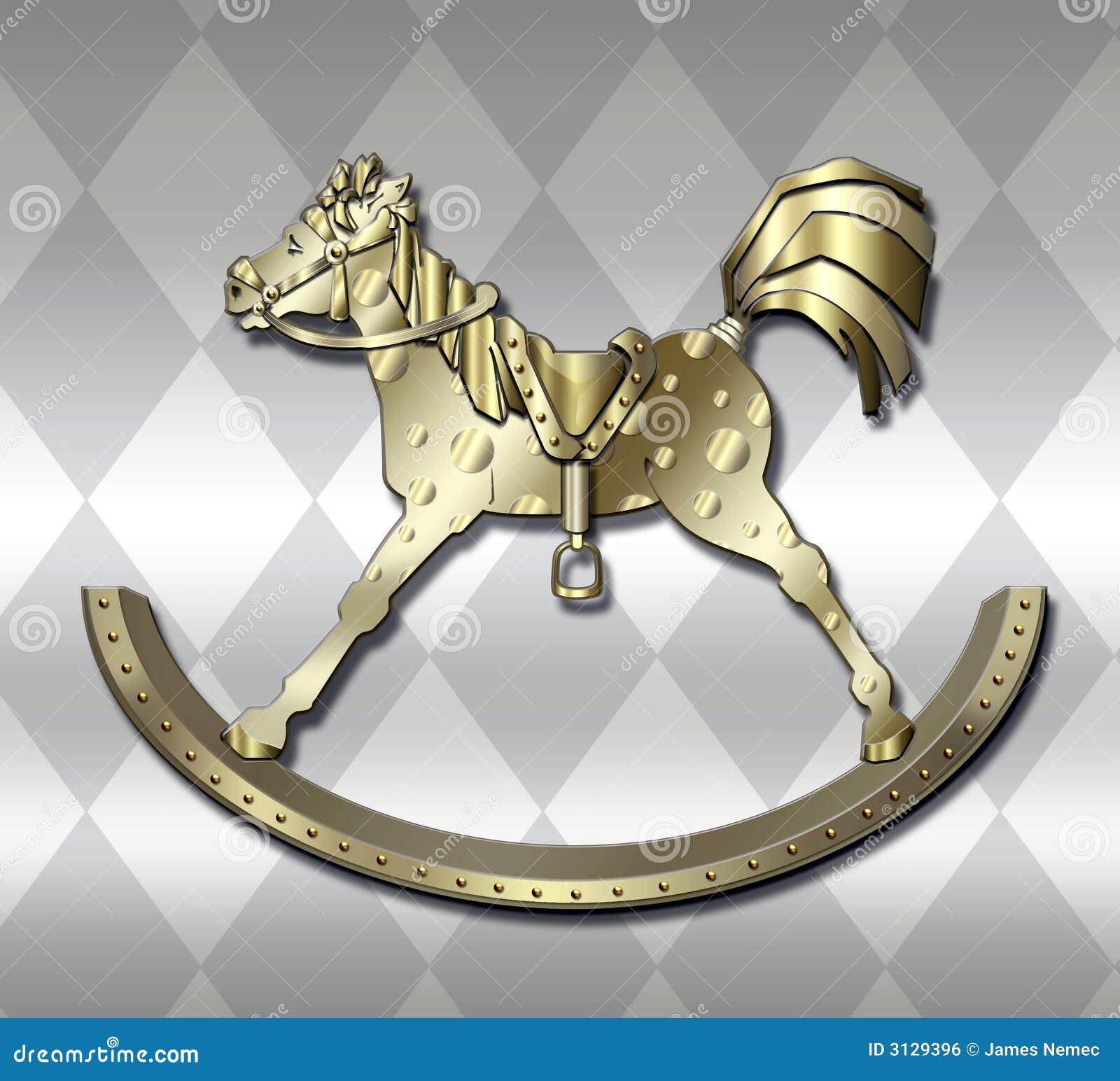 Cavallo di oscillazione dell annata
