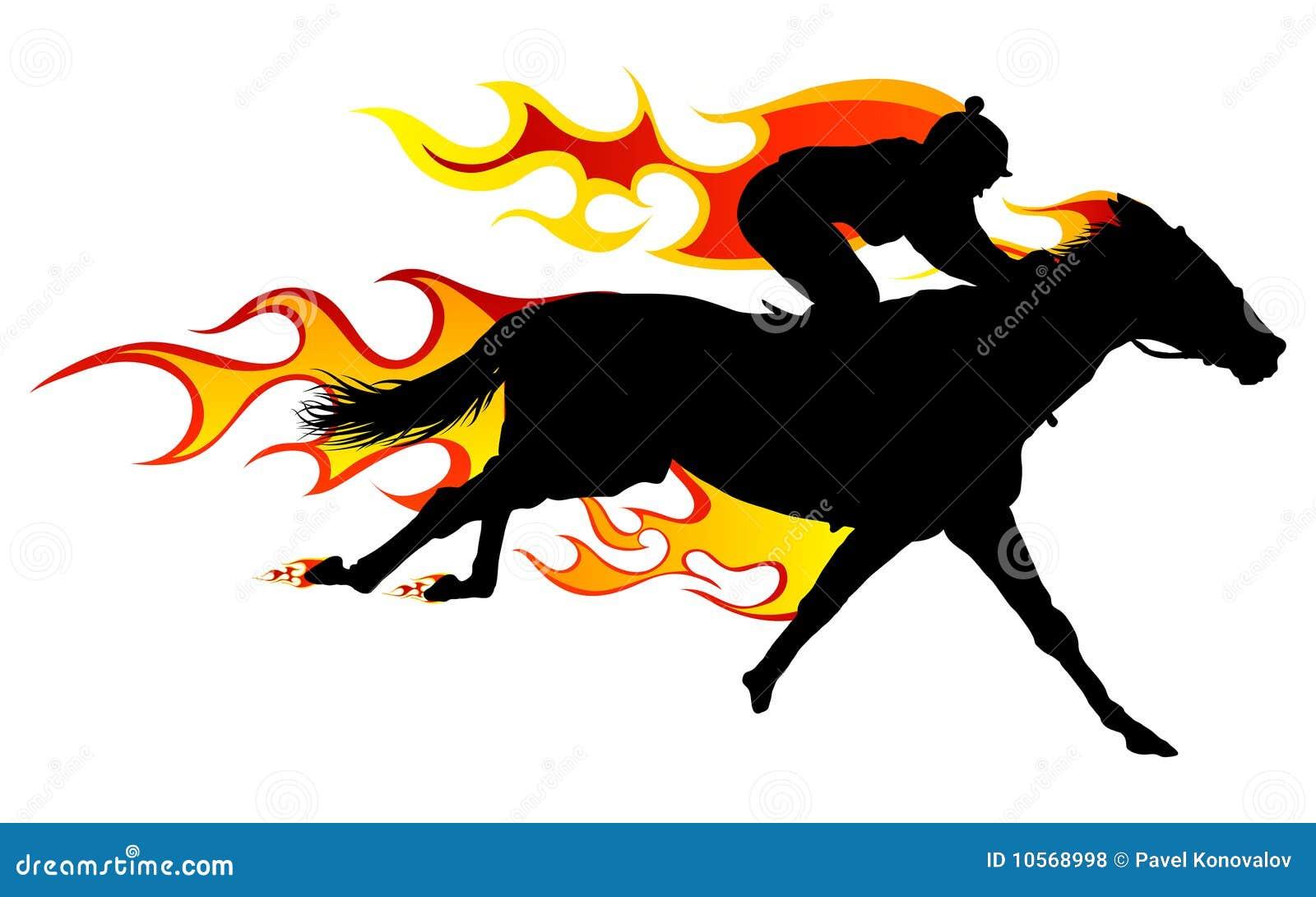 Cavalo da flama