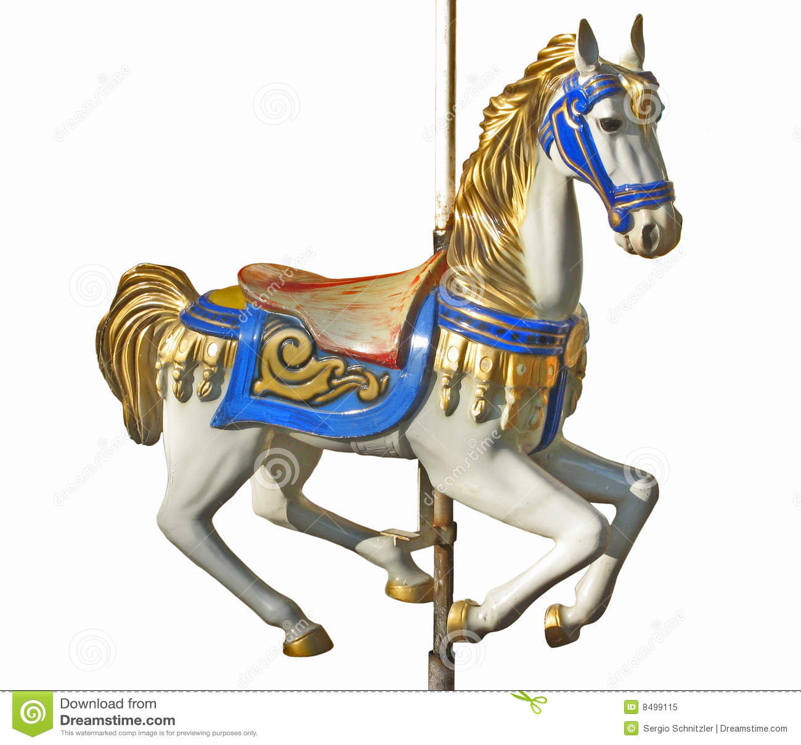 Cavalo do carrossel