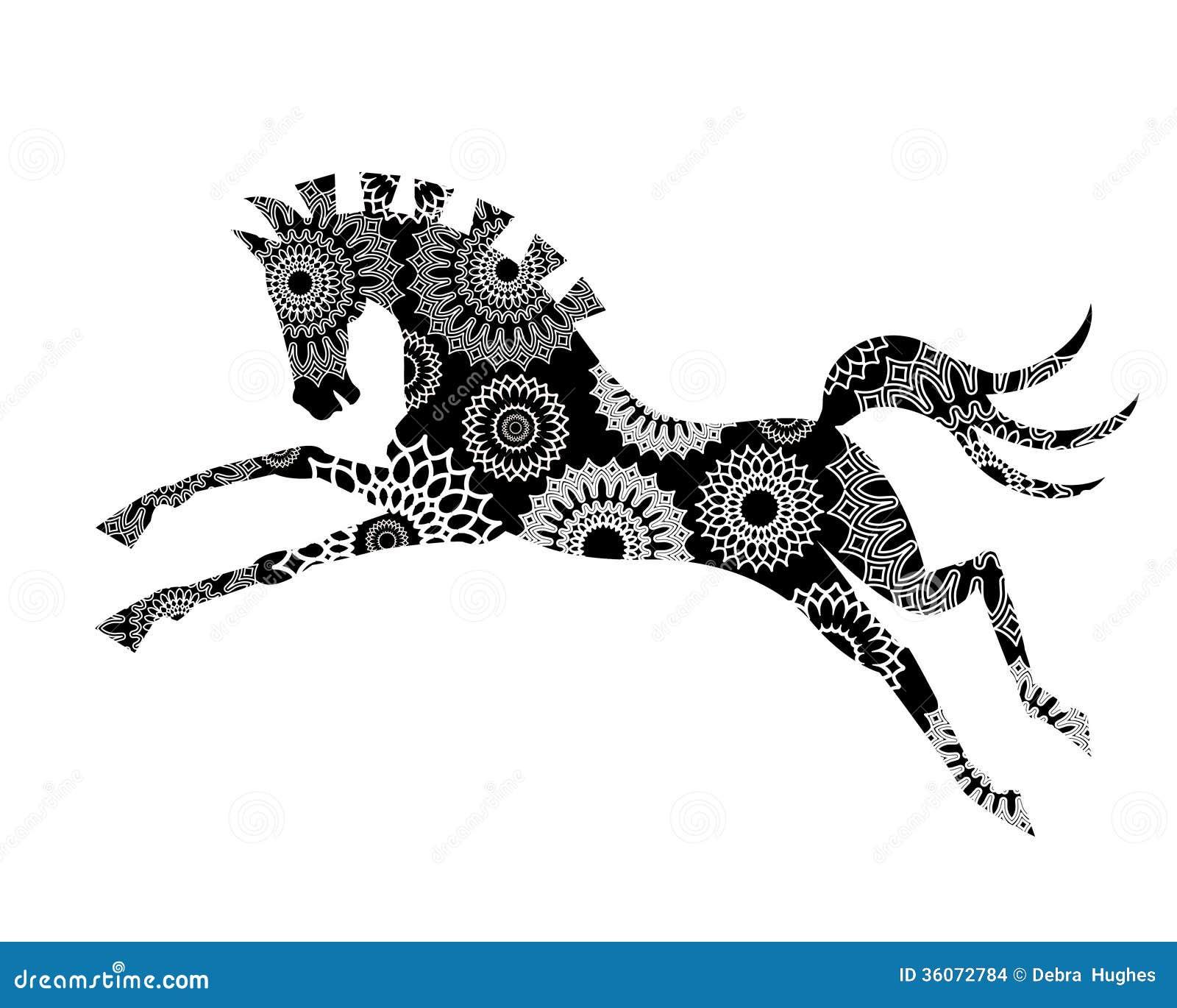 Cavalo gráfico