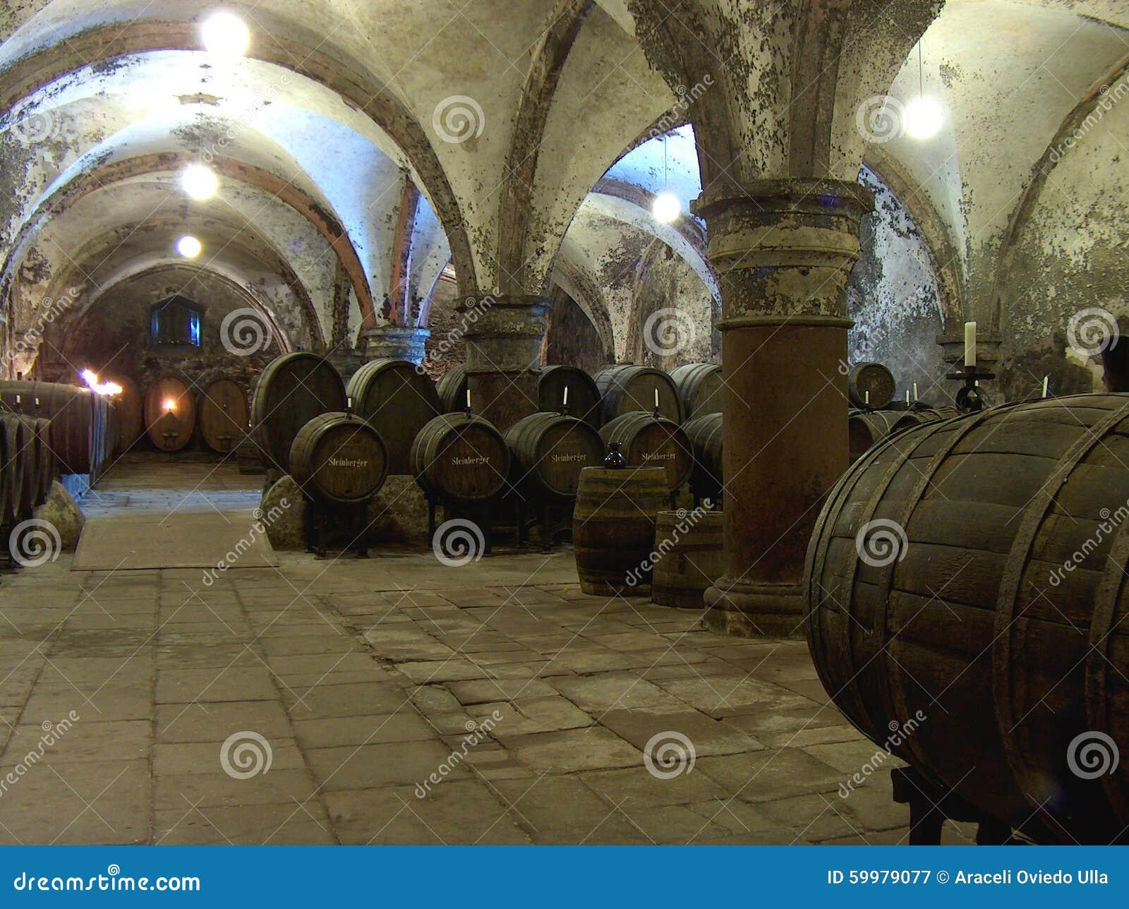 Cave d abbaye