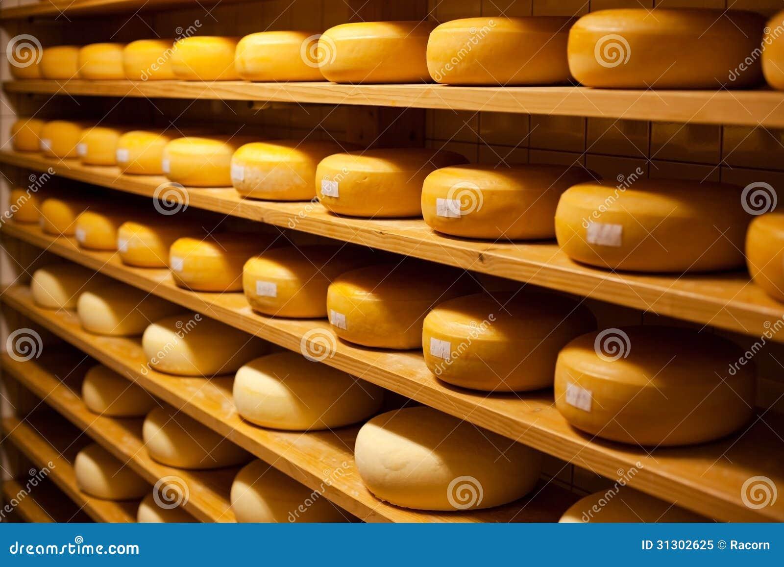 Cave de fromage