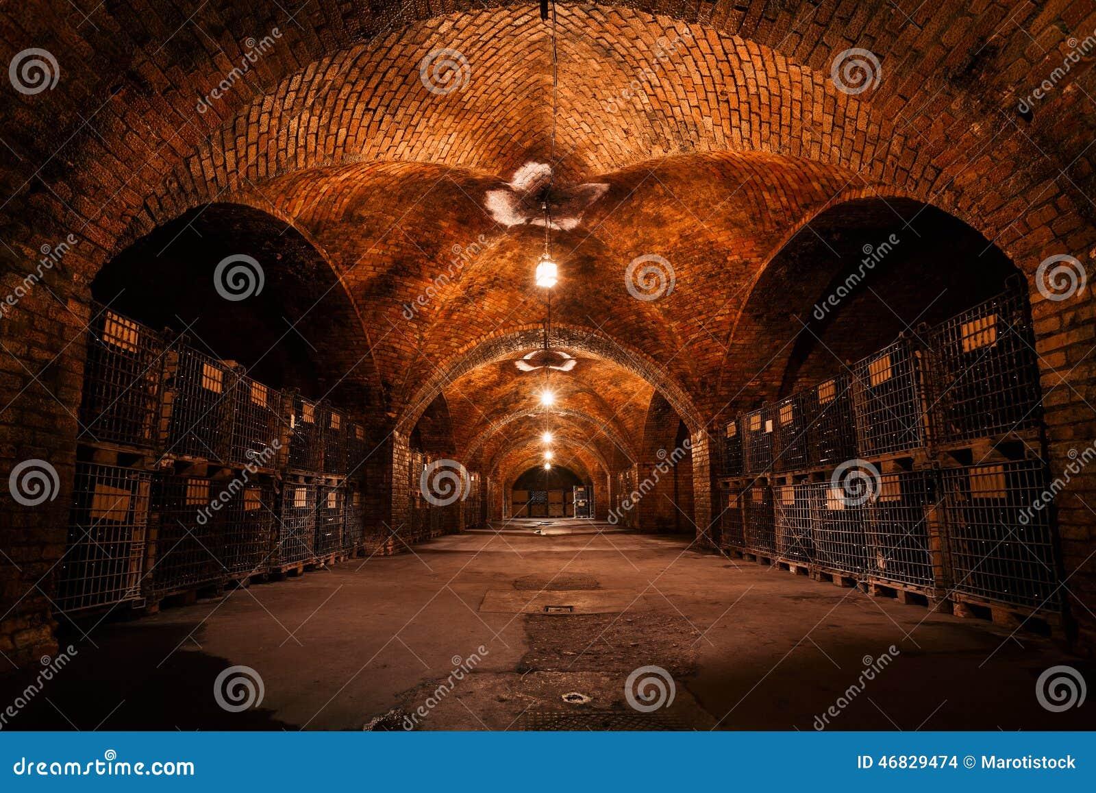 Cave de stockage de boisson