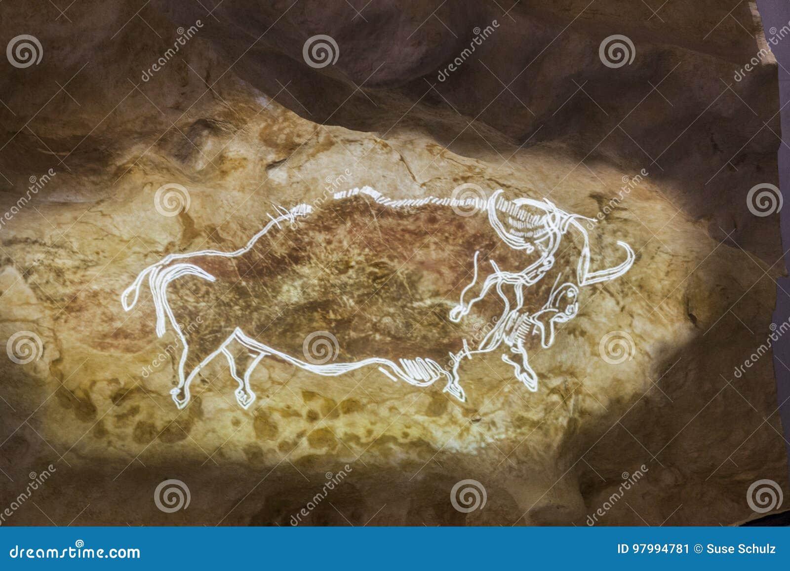 Lascaux France cave painting