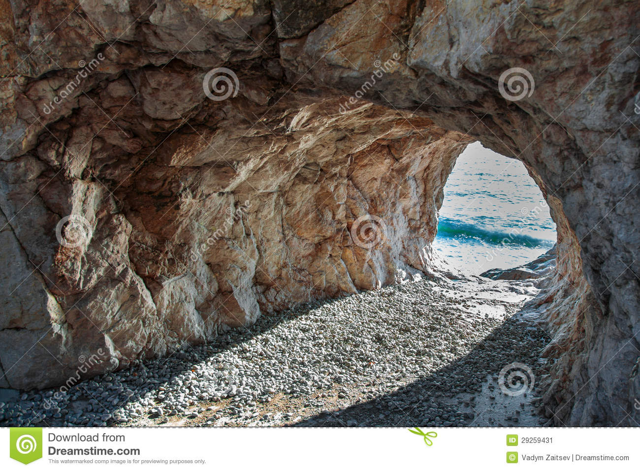 Cave in rock