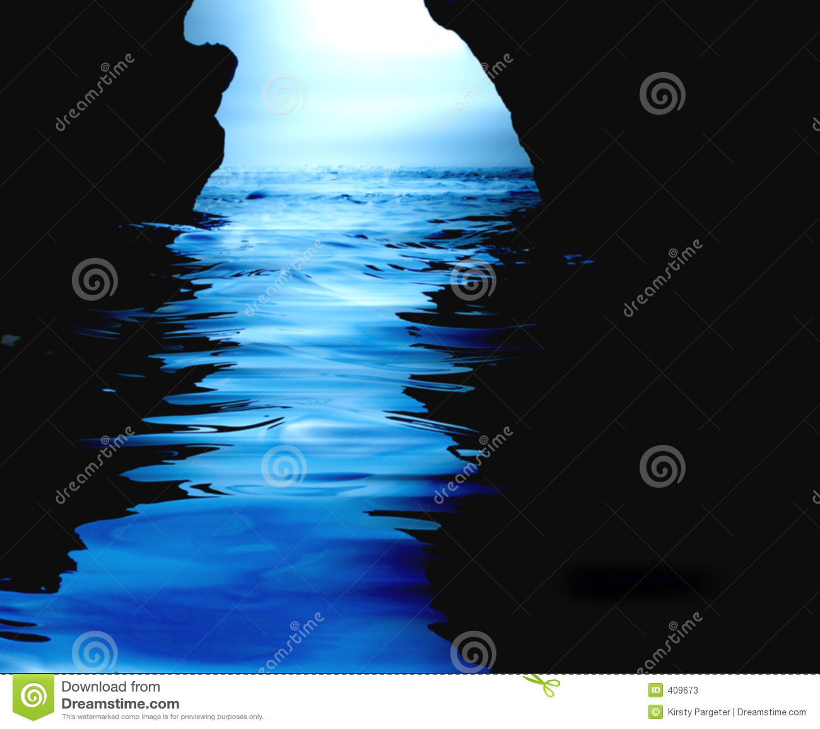 Caverna aquosa