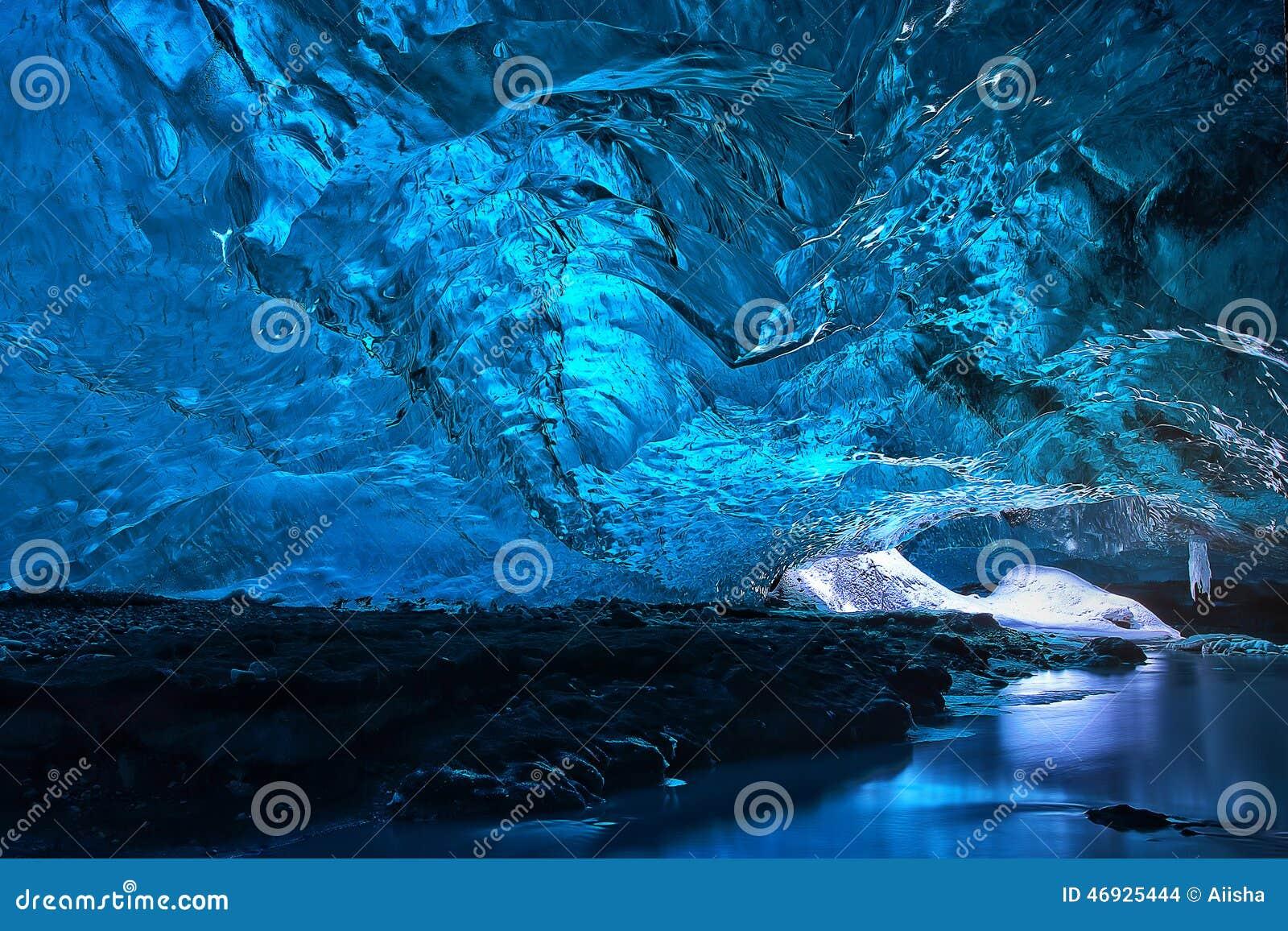 Caverna de gelo