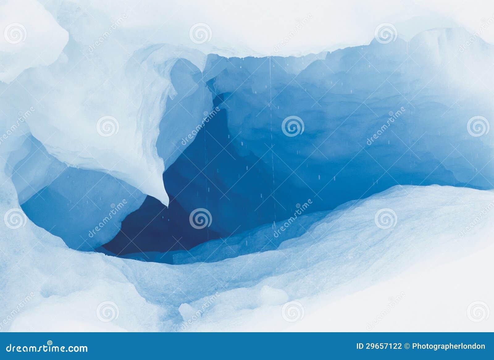 Caverna di ghiaccio