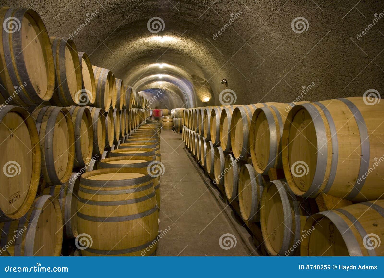 Caverna do vinho