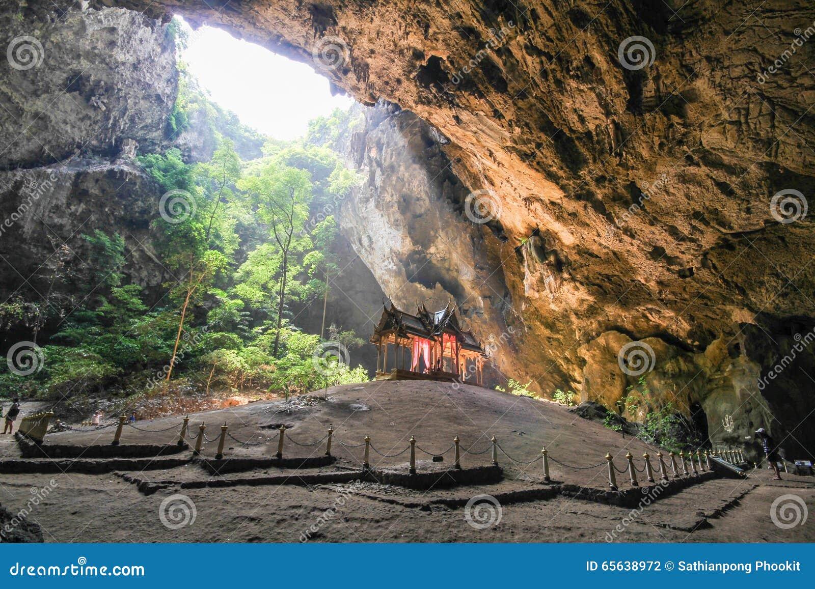Caverne de Phraya Nakhon, Khao, Sam Roi Yod National Park, Thaïlande