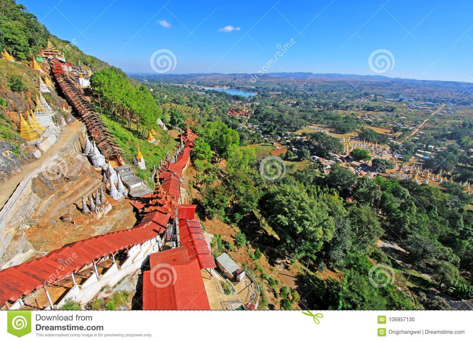 Cavernes de Pindaya, Pindaya, Myanmar
