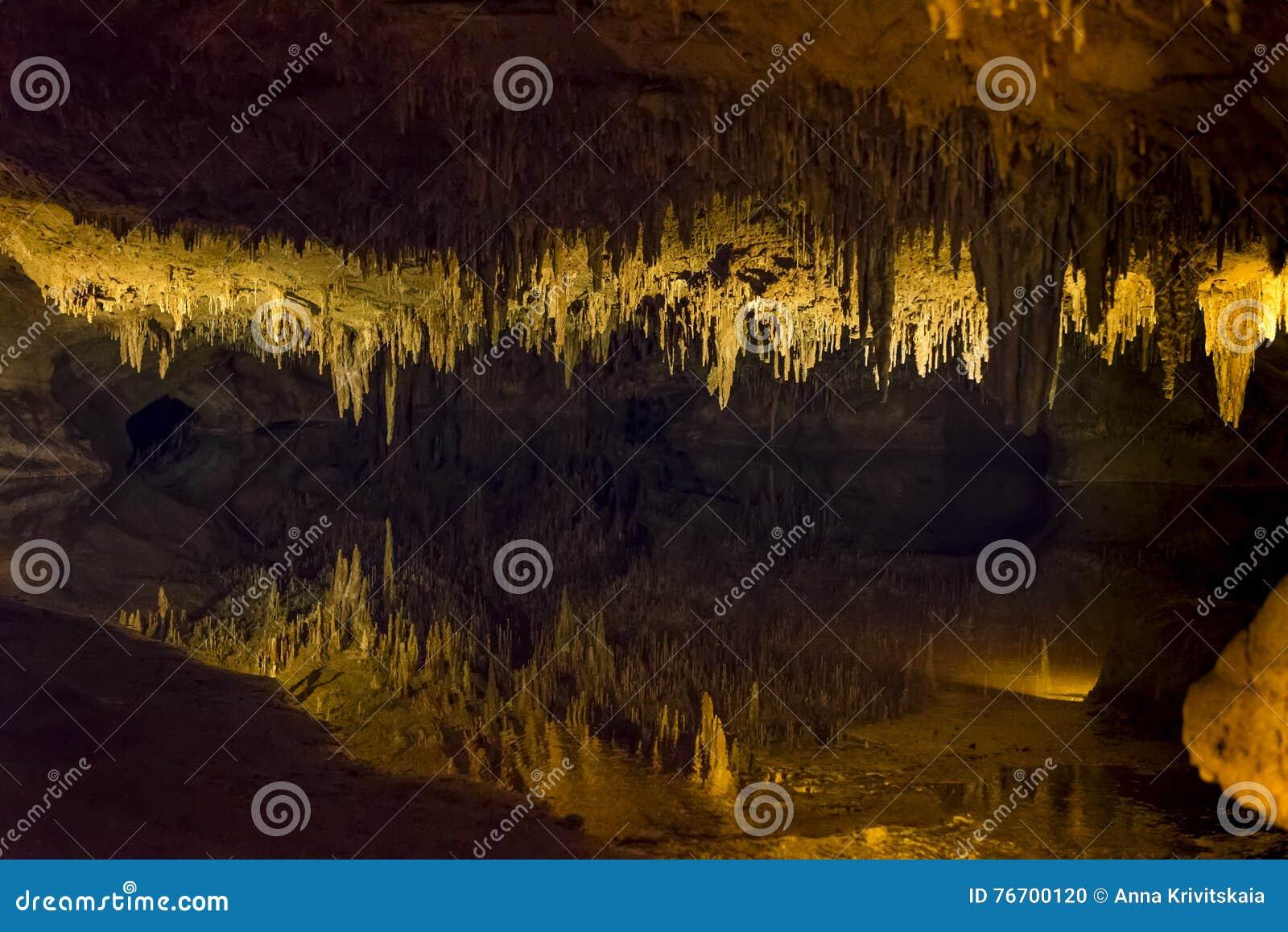 Caverns drömm den luray laken