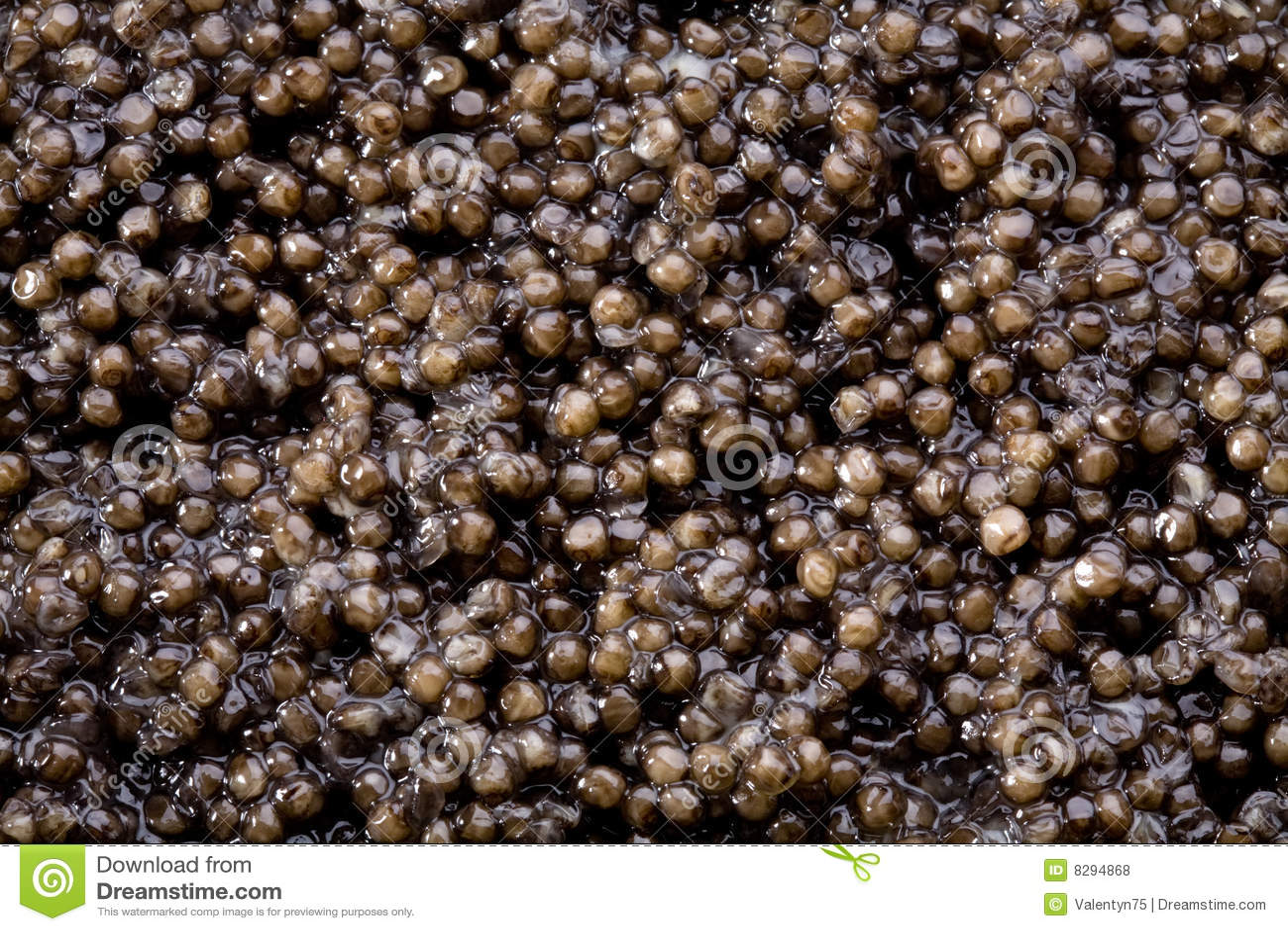 Caviar black