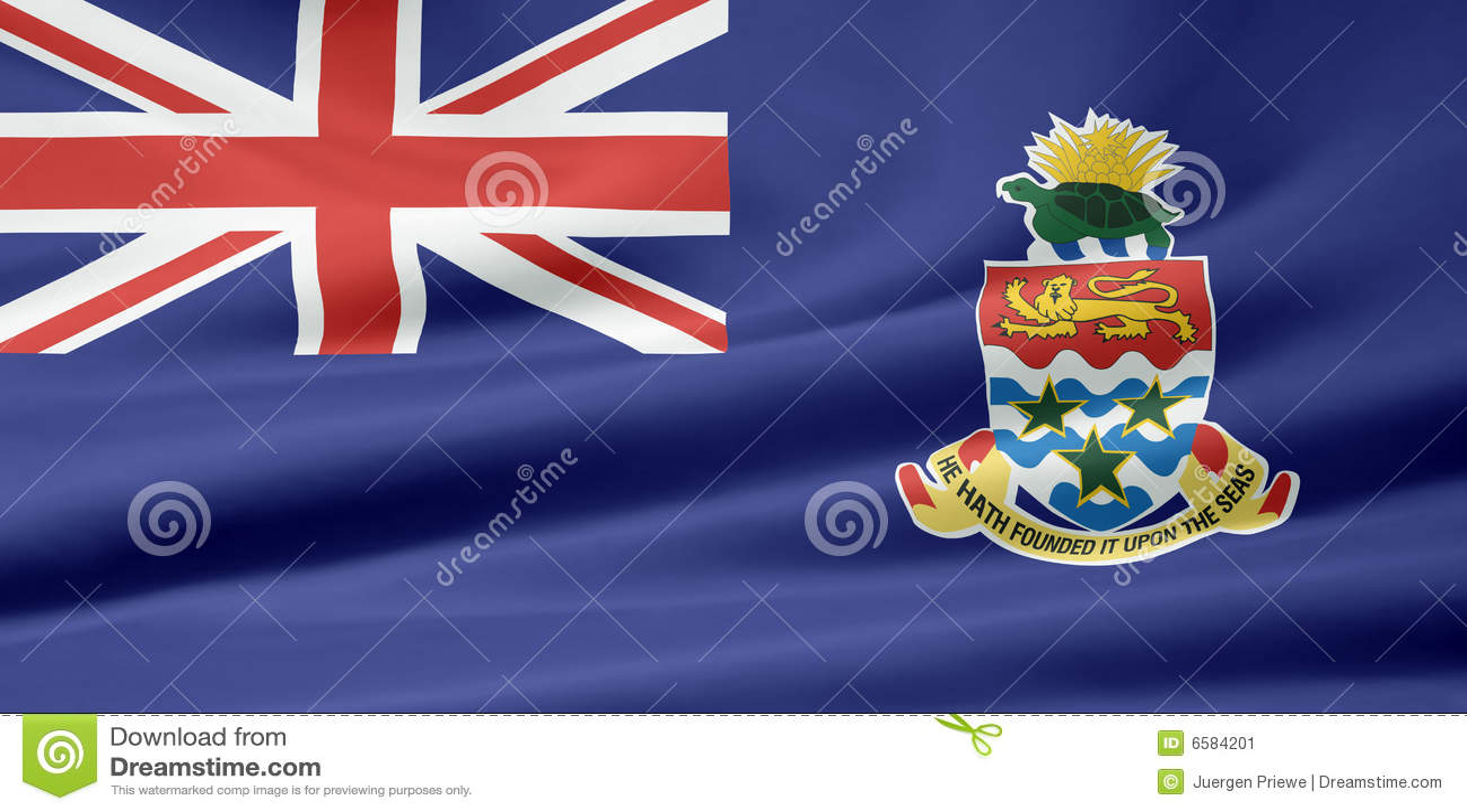 Caymanflaggaöar