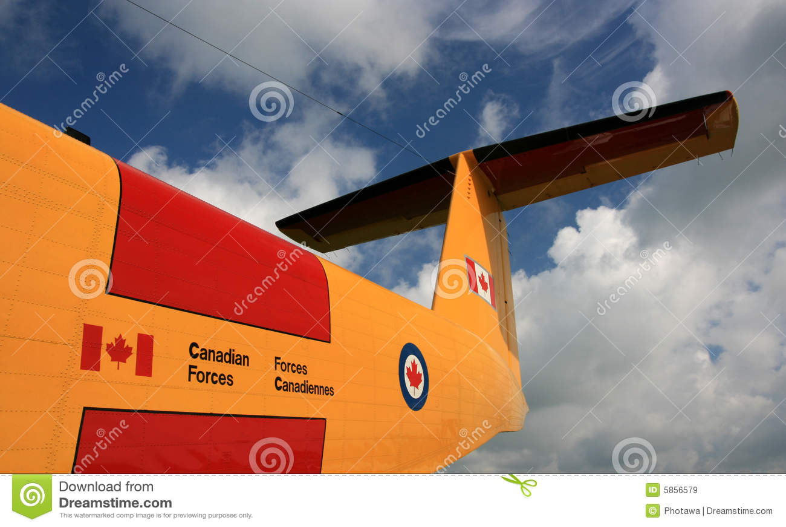 CC-115 Buffalo Tail