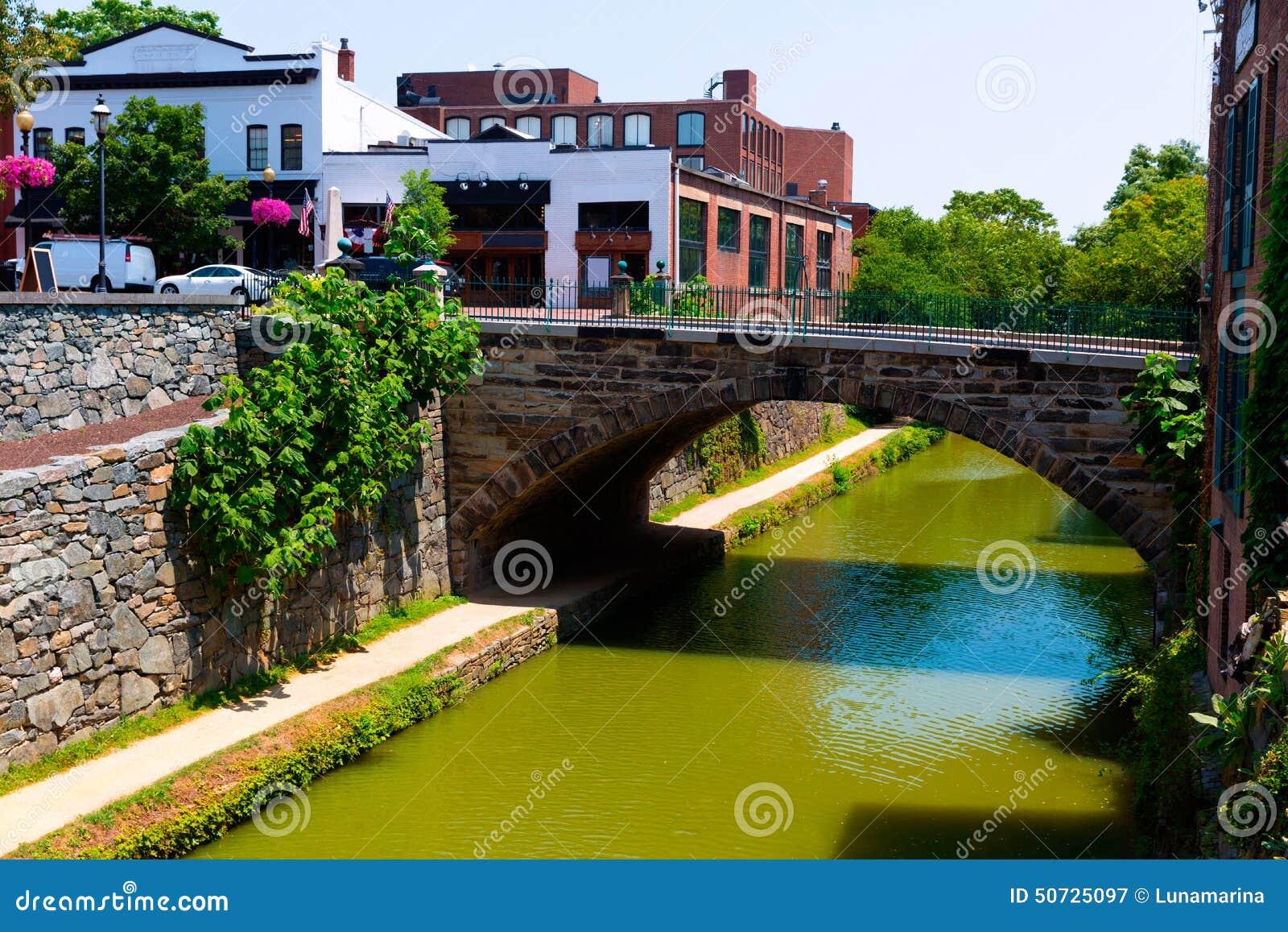 CC del parco nazionale del canale dell Ohio e del Chesapeake