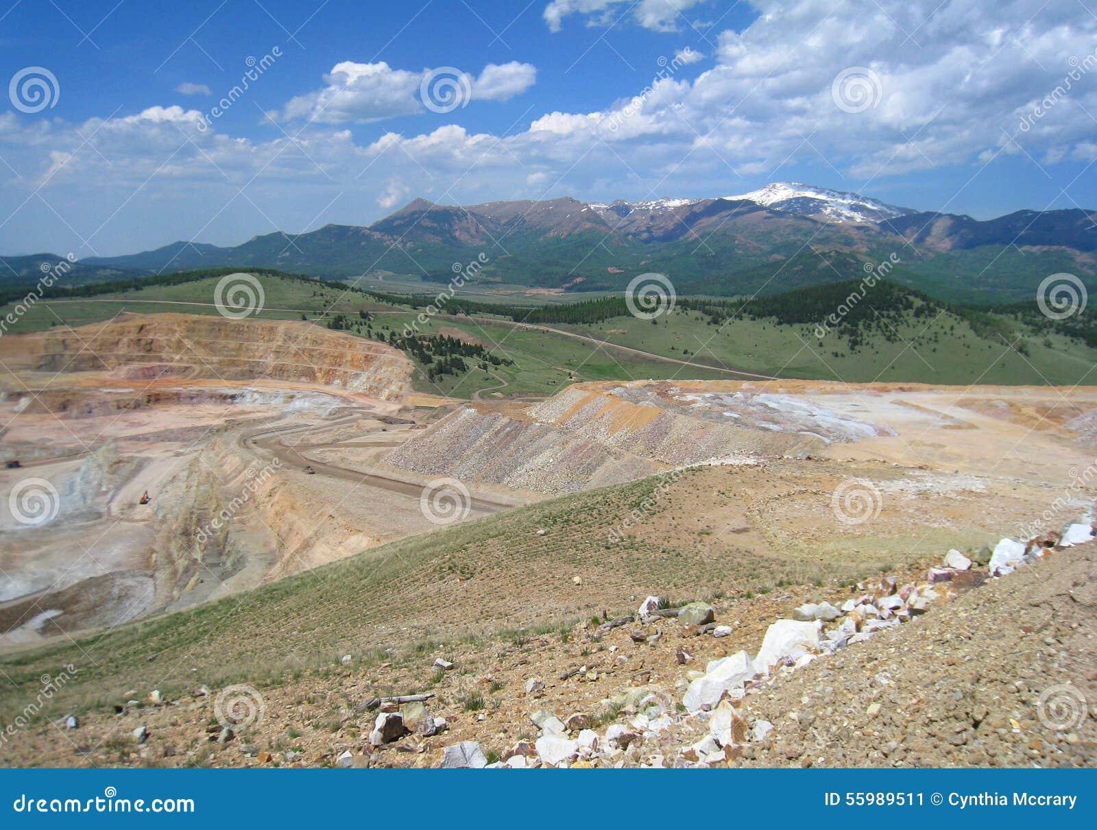 CC i V kopalnia złota