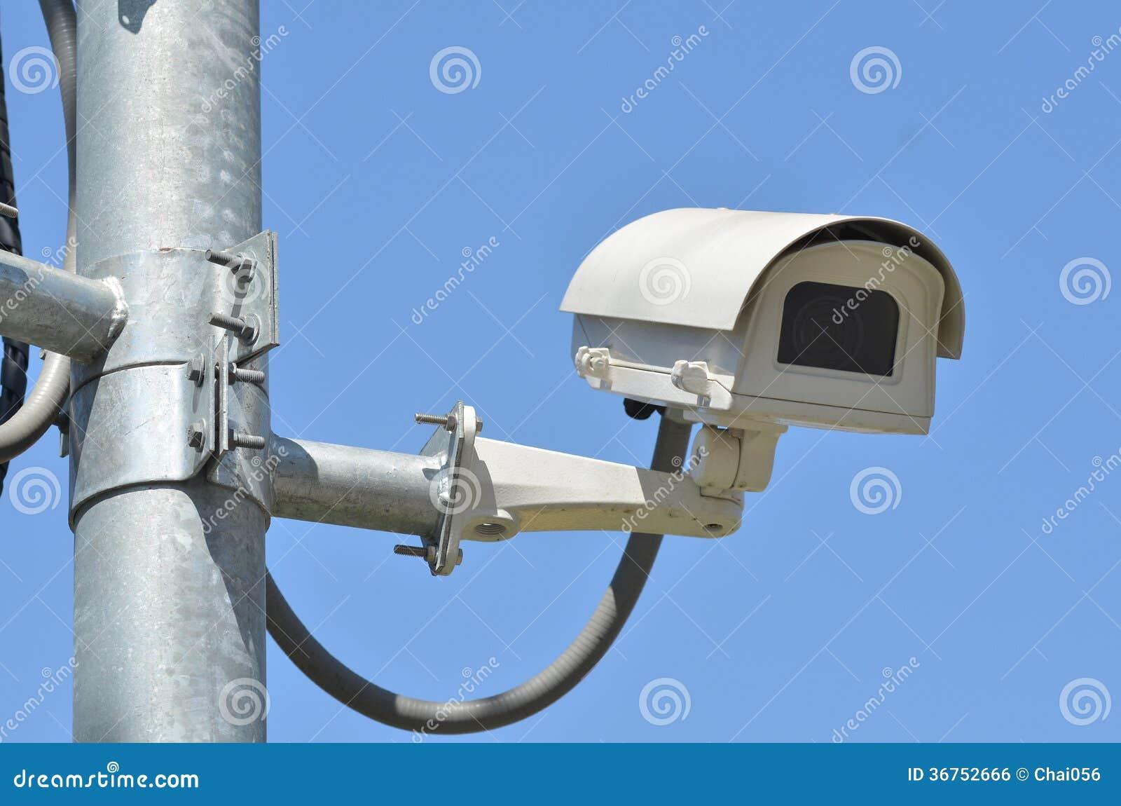 CCTV καμερών