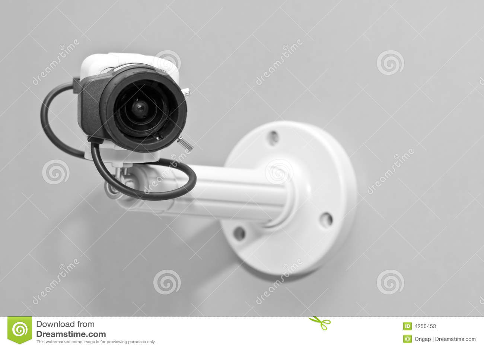 Cctv camera stock image  Image of optical, guard, video