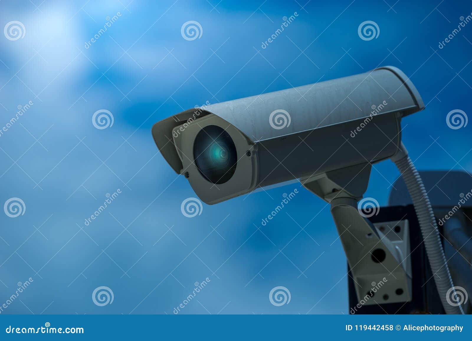 Hacked Security Cameras