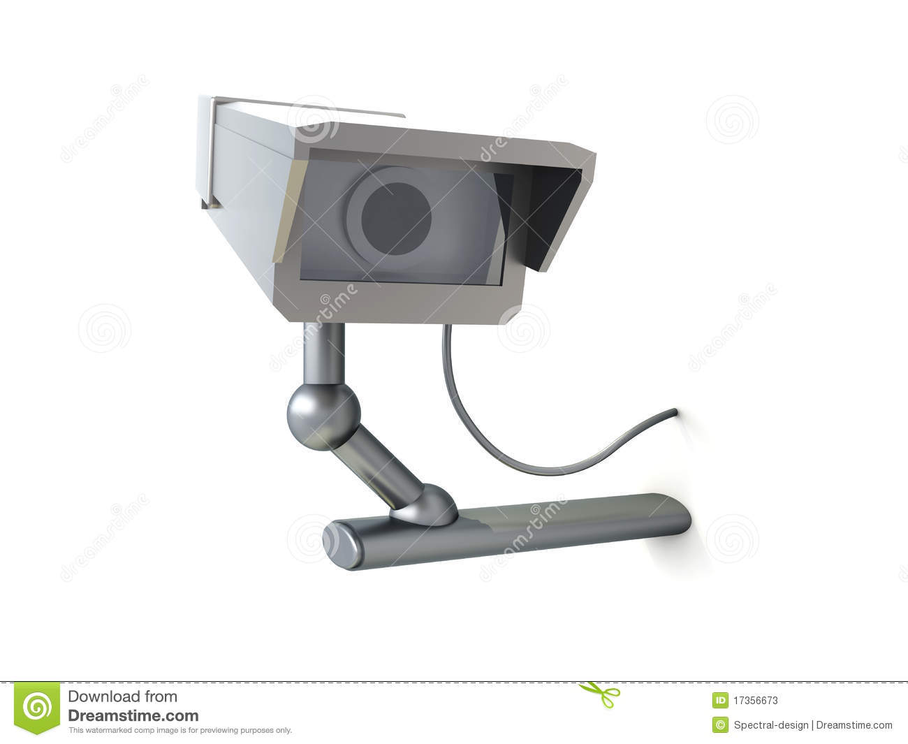 how to use webcam as cctv