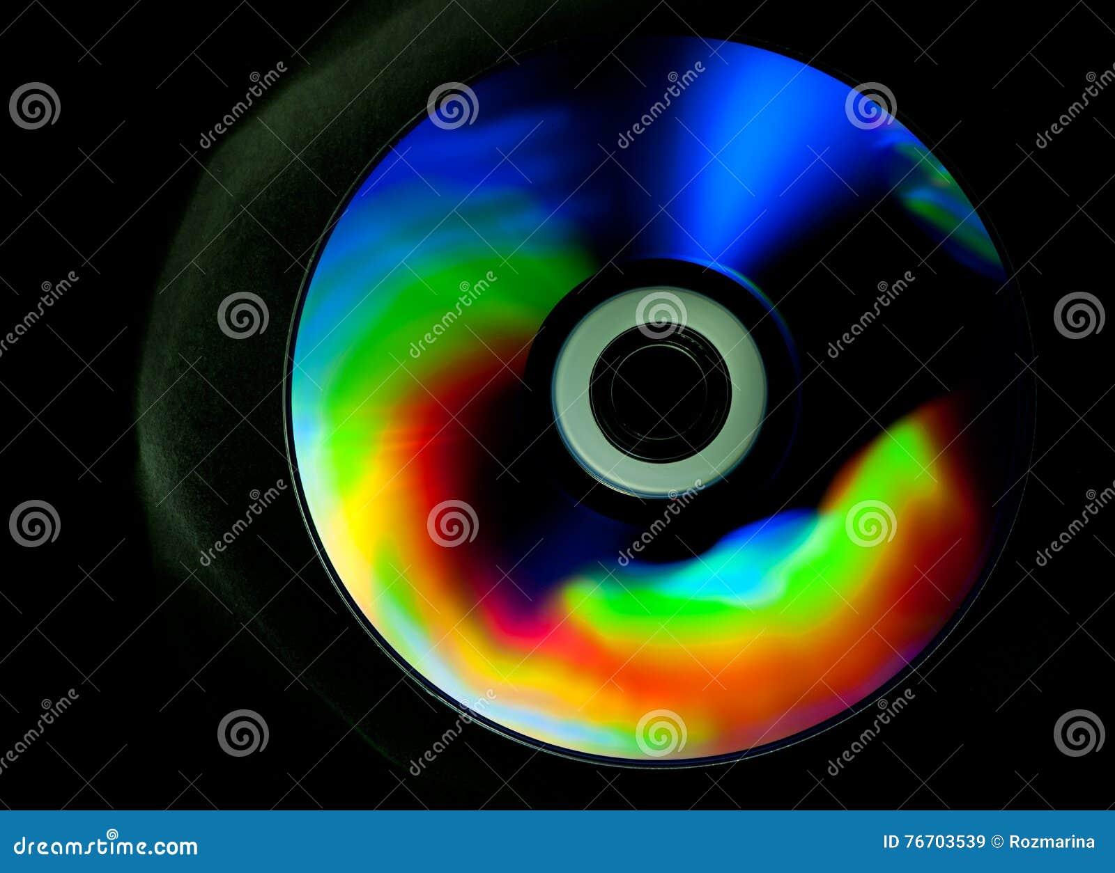 CD和DVD盘