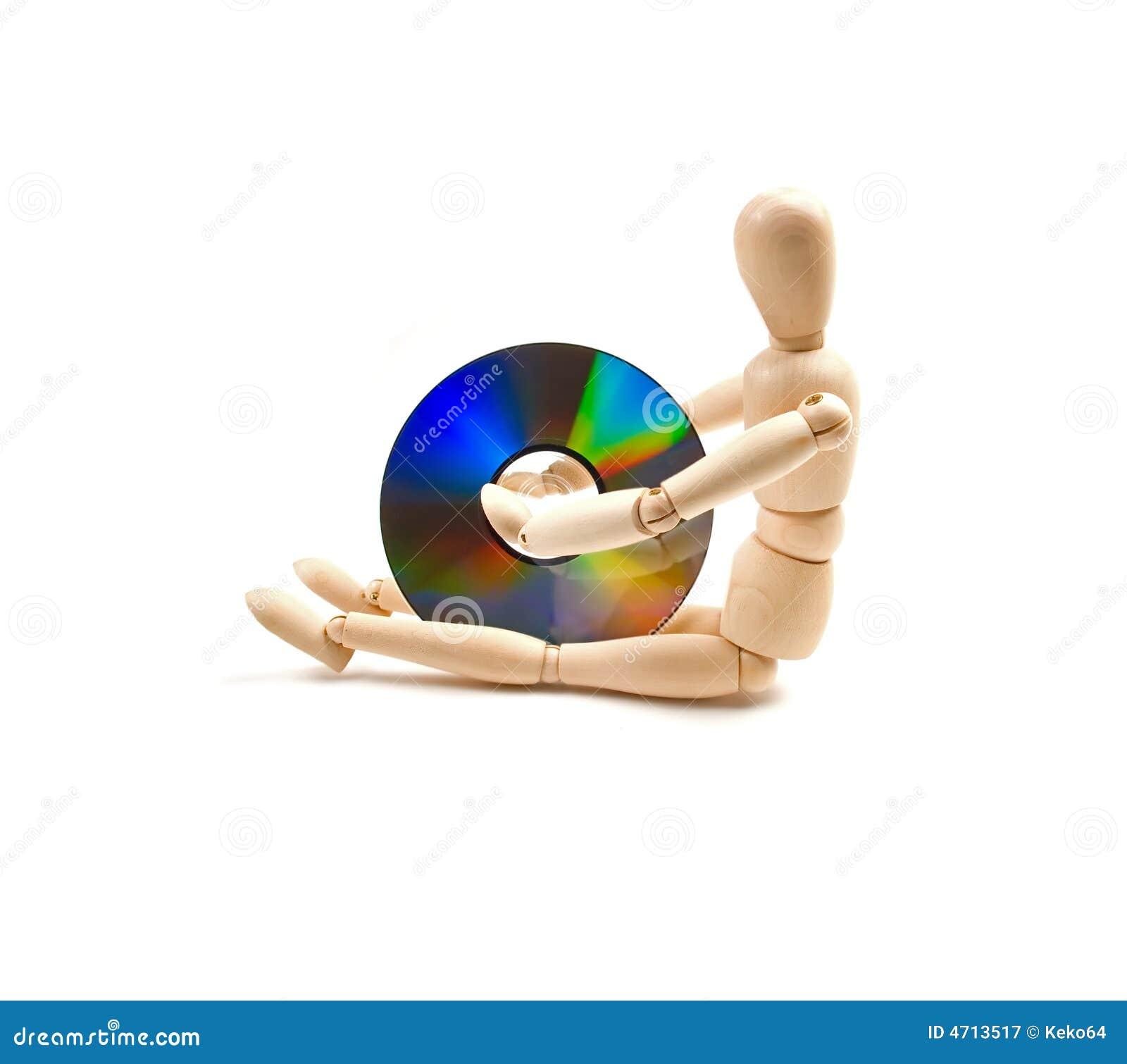 CD的时装模特rom木头