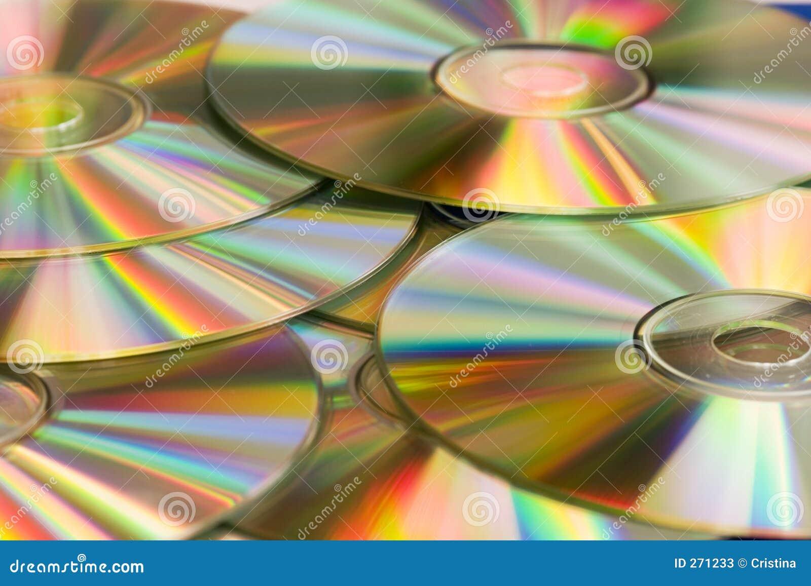 CD的金黄反映s