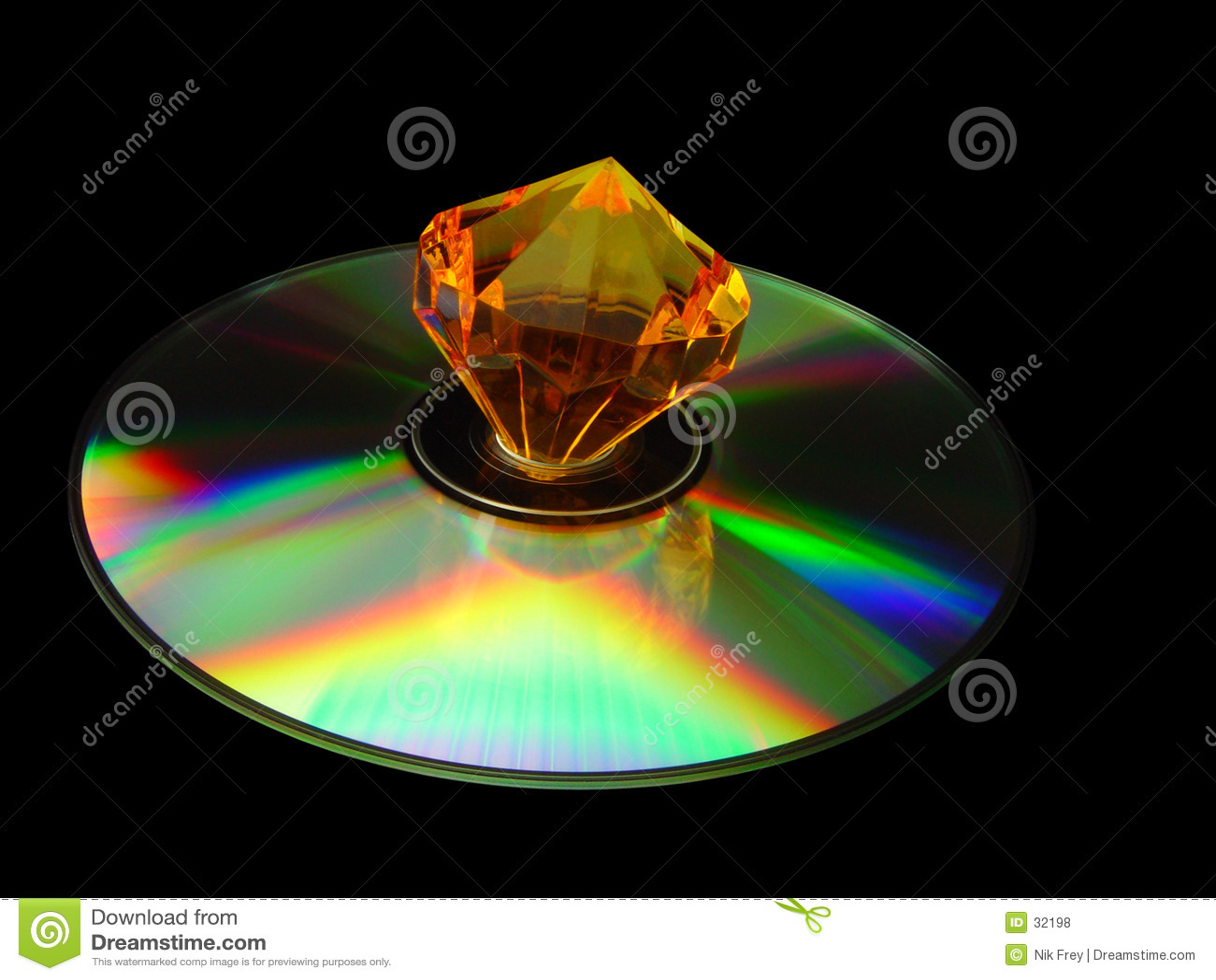 CD的金刚石