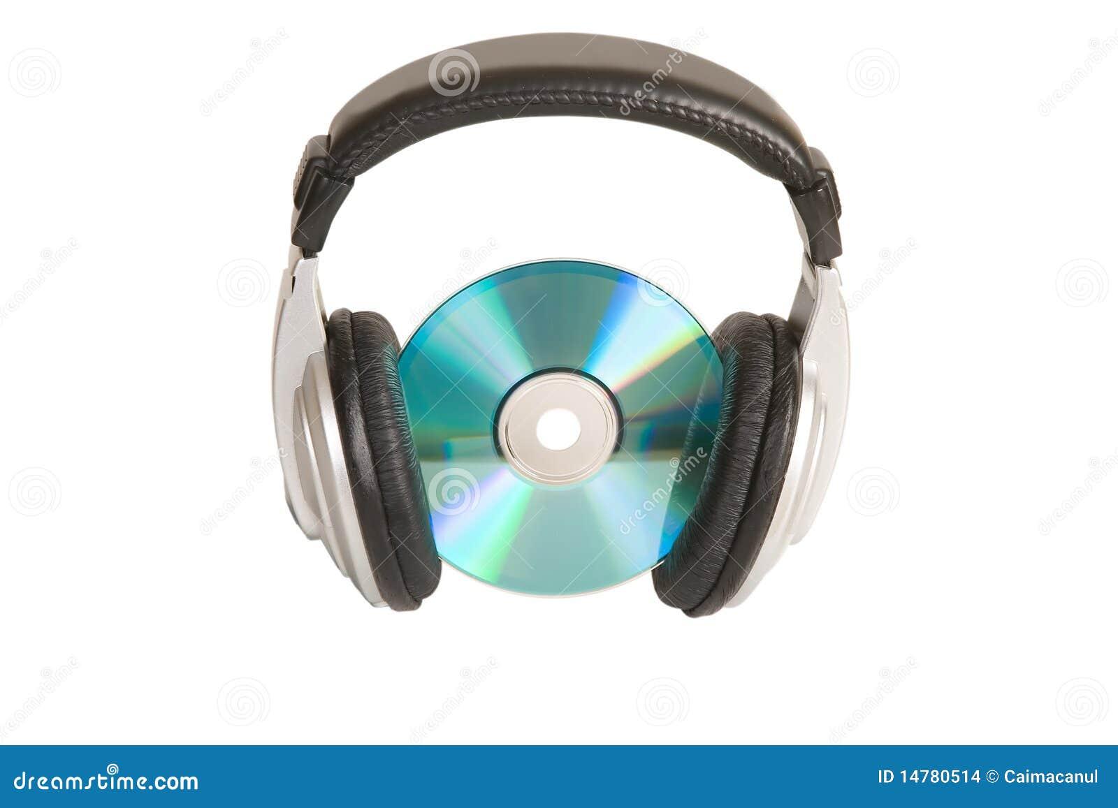 Cd begreppsheadphonemusik