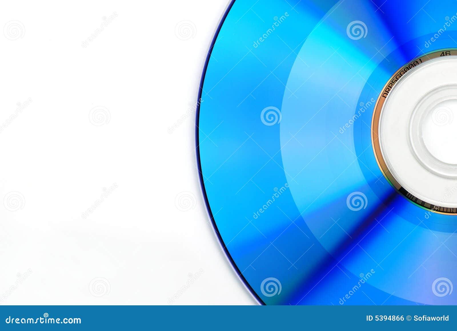 CD bleu