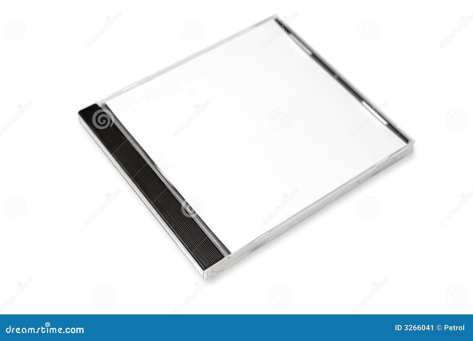 CD Case Stock Image - Image: 3266041