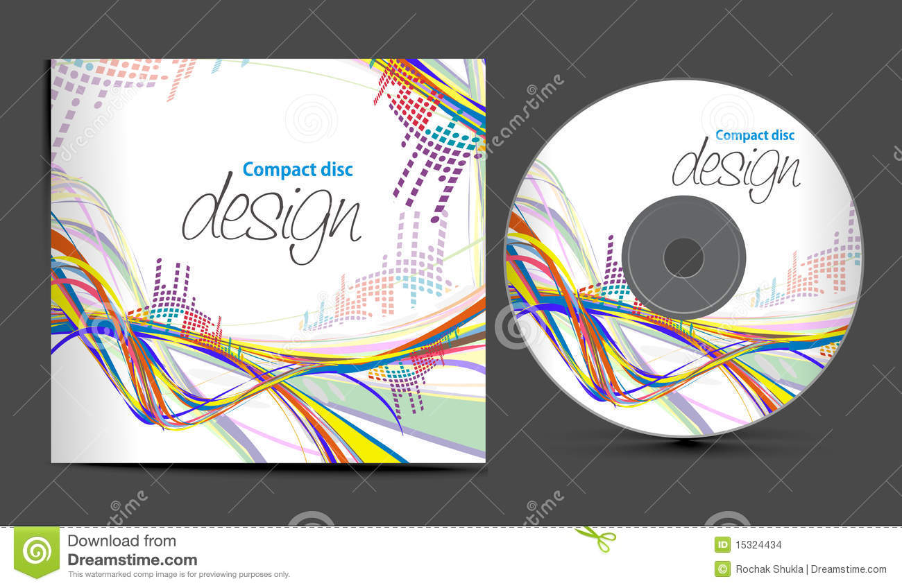 making cd case covers