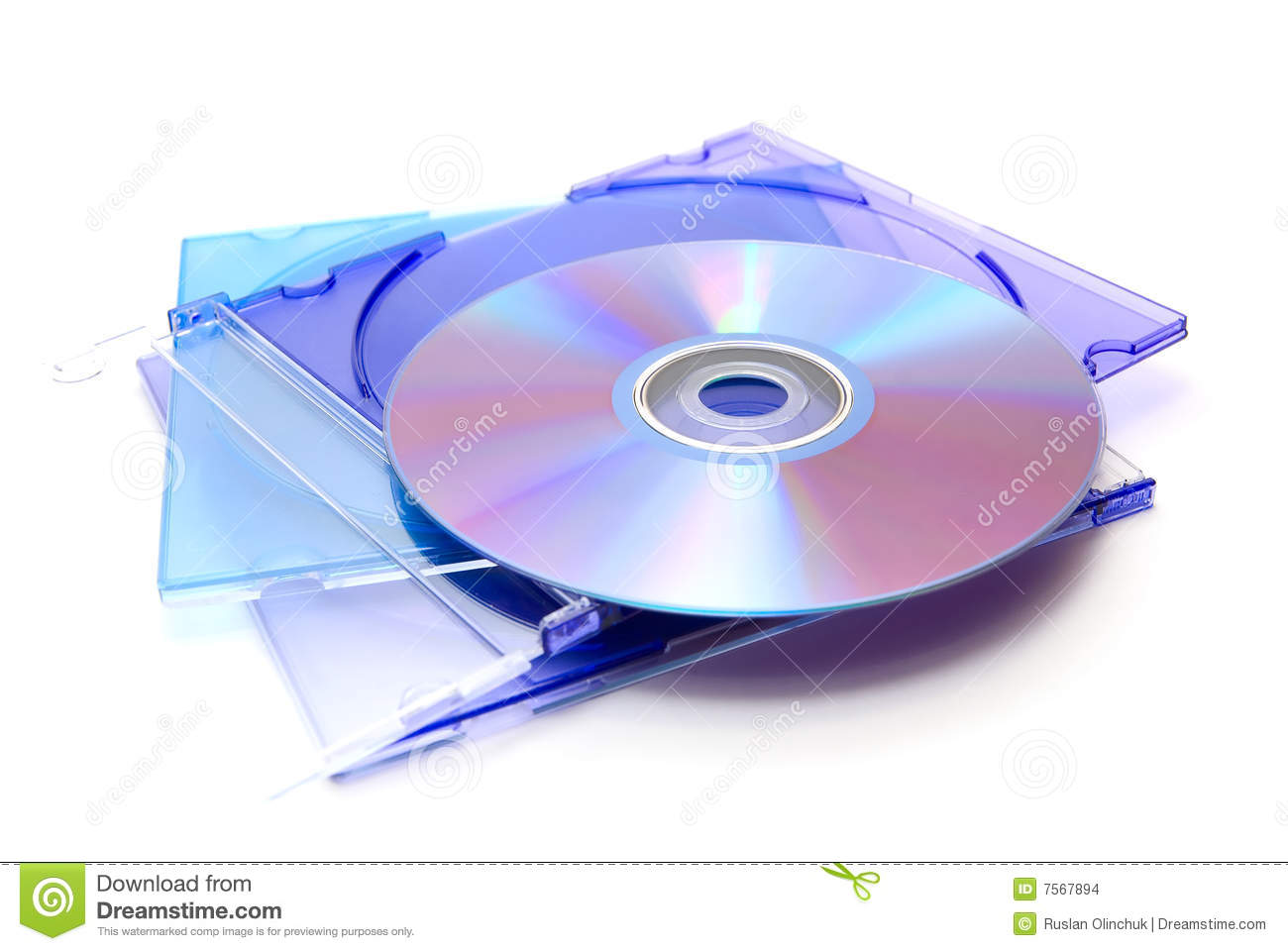 Cd and dvd disks
