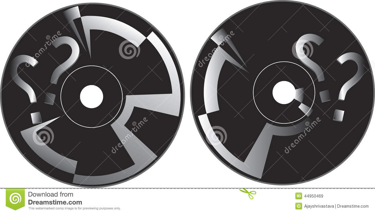 Cd Dvd Label Design Template Vector Image 44950466 – Dvd Label Template