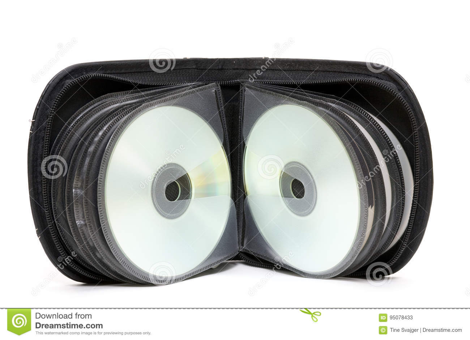 CD/DVD Wallet