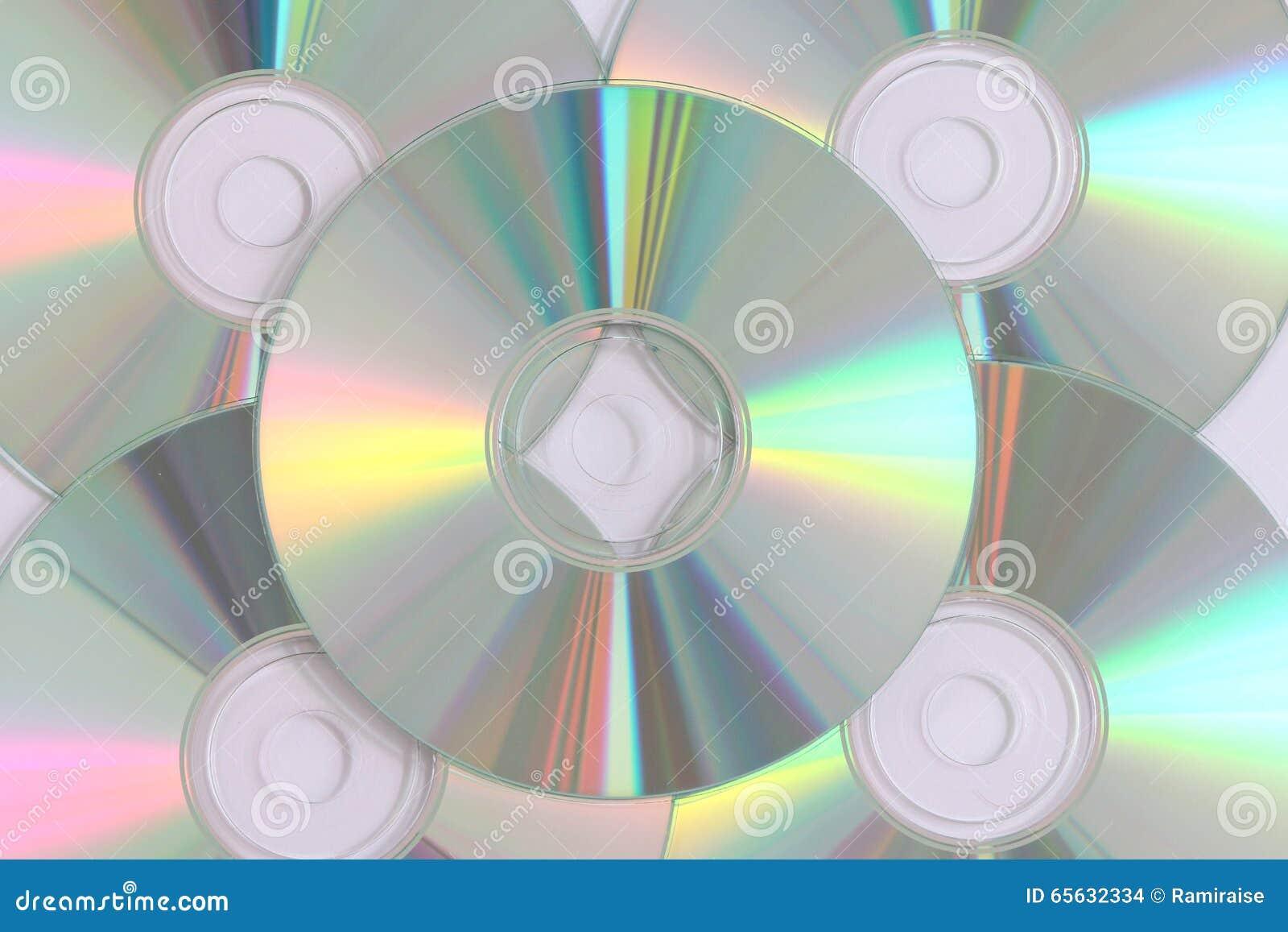 CD gegevensopname