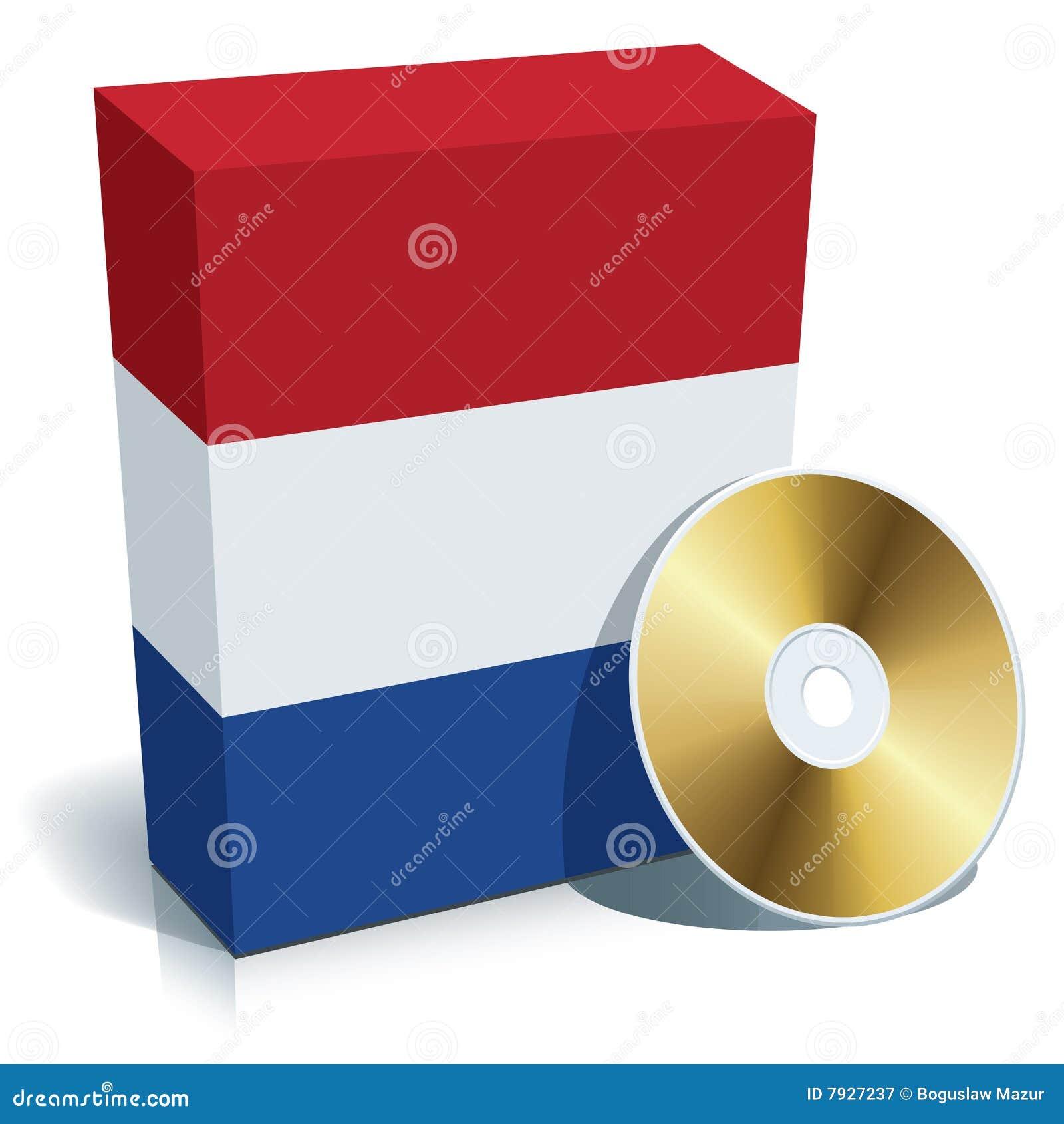 Cd holländsk programvara för ask
