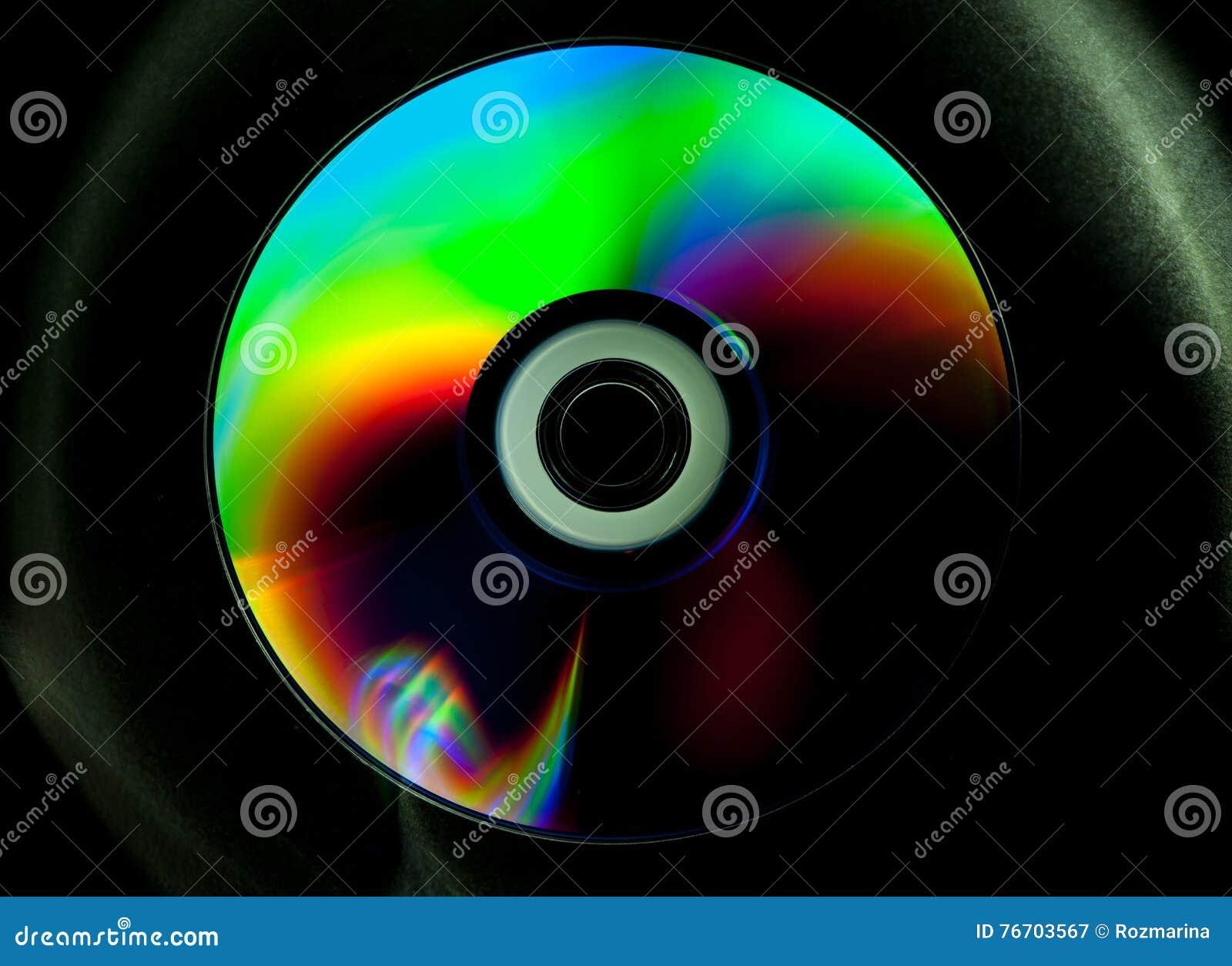 CD i DVD dysk